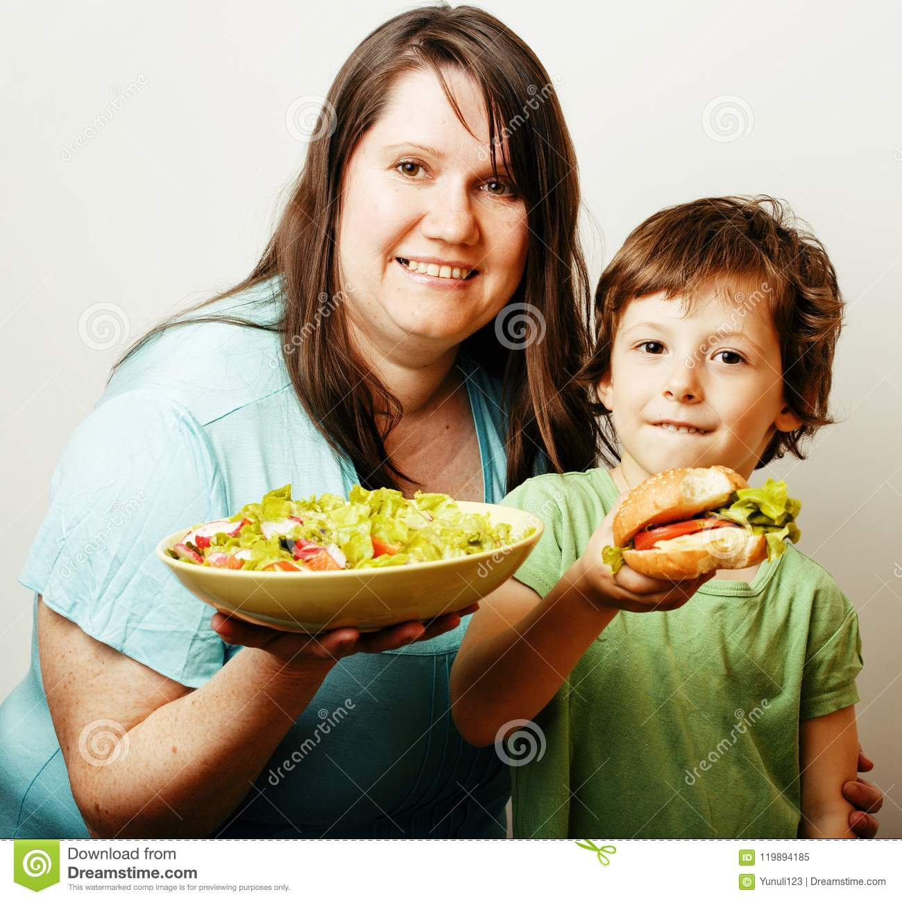 Mature woman eats young woman good