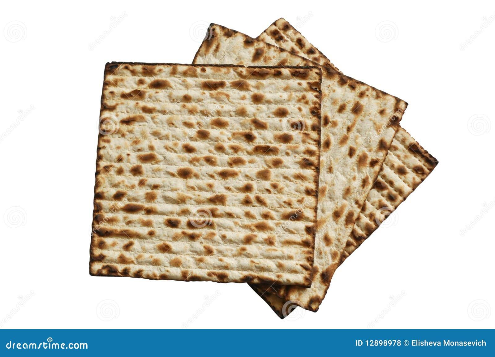 Matzah ebreo di passover