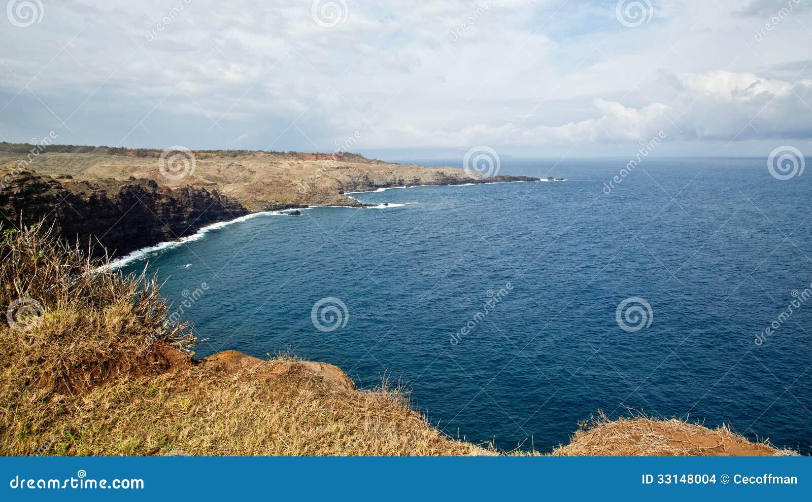 Maui's Coastline Stock Images - Image: 33148004