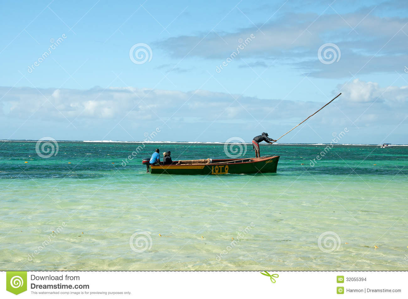 Maurician men by fishing editorial stock image image for East coast fishing