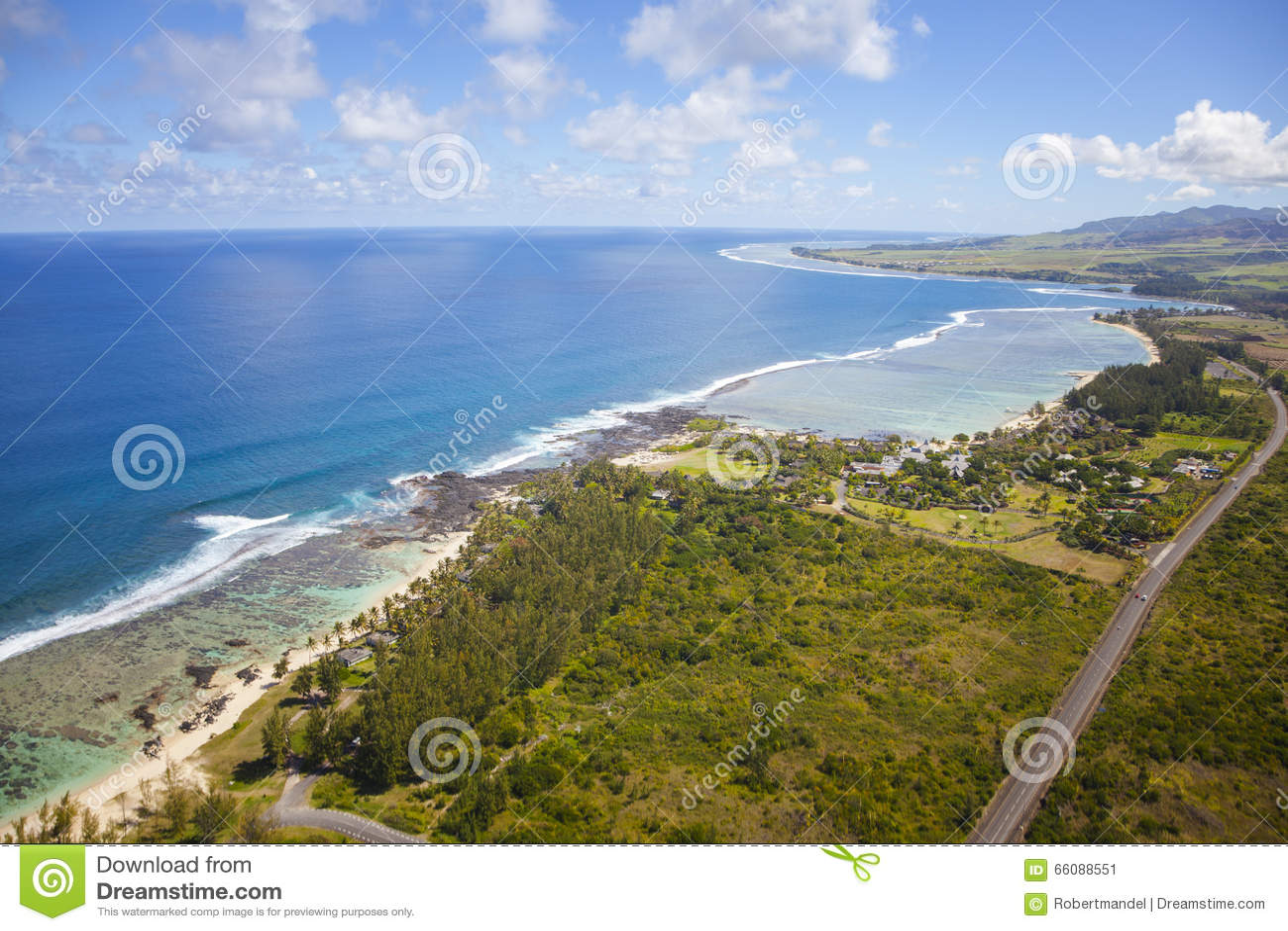 paradise island mauritius
