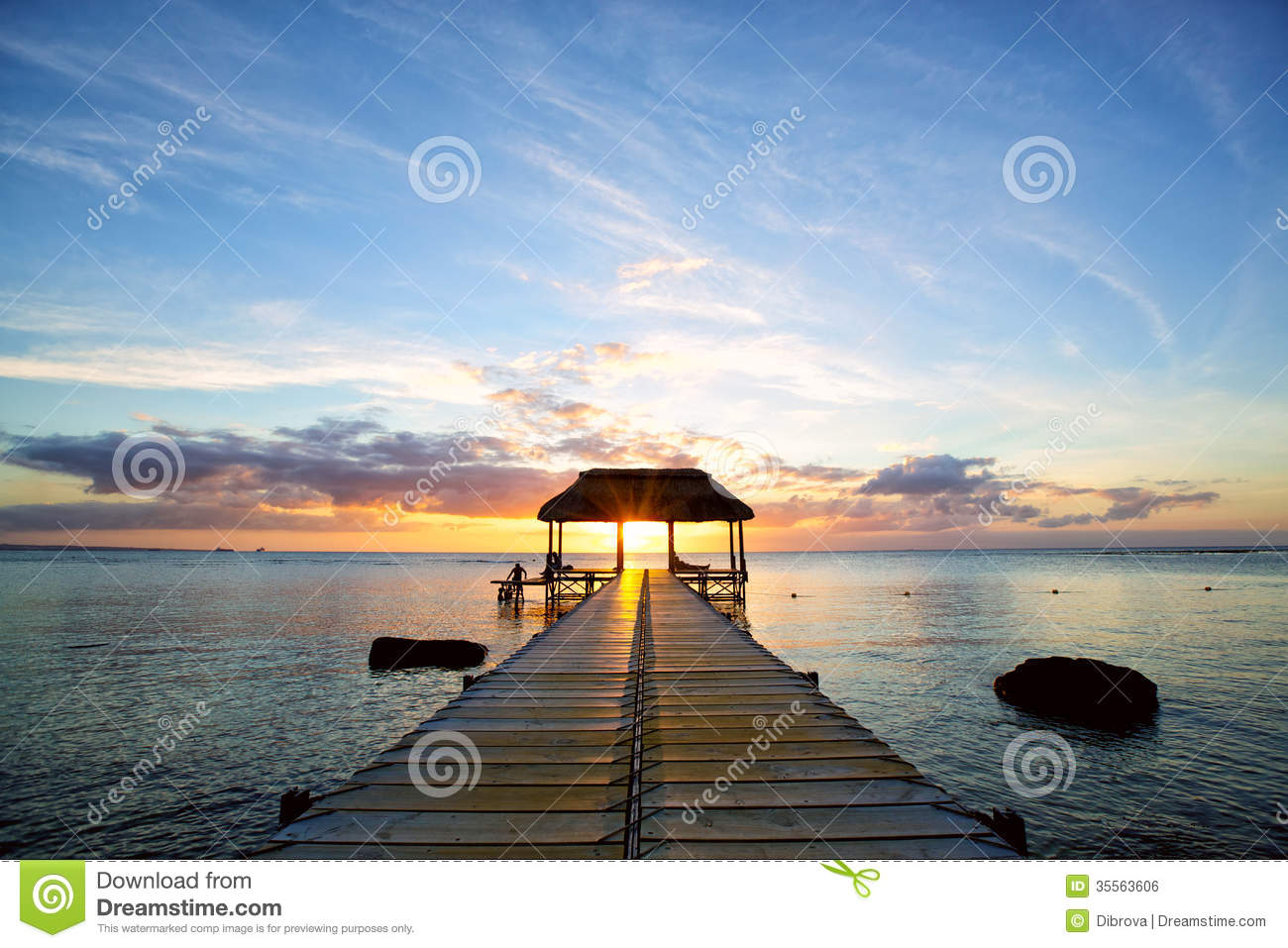mauritius sunset royalty free stock image image 35563606 cityscape vector graphic cityscape vector art