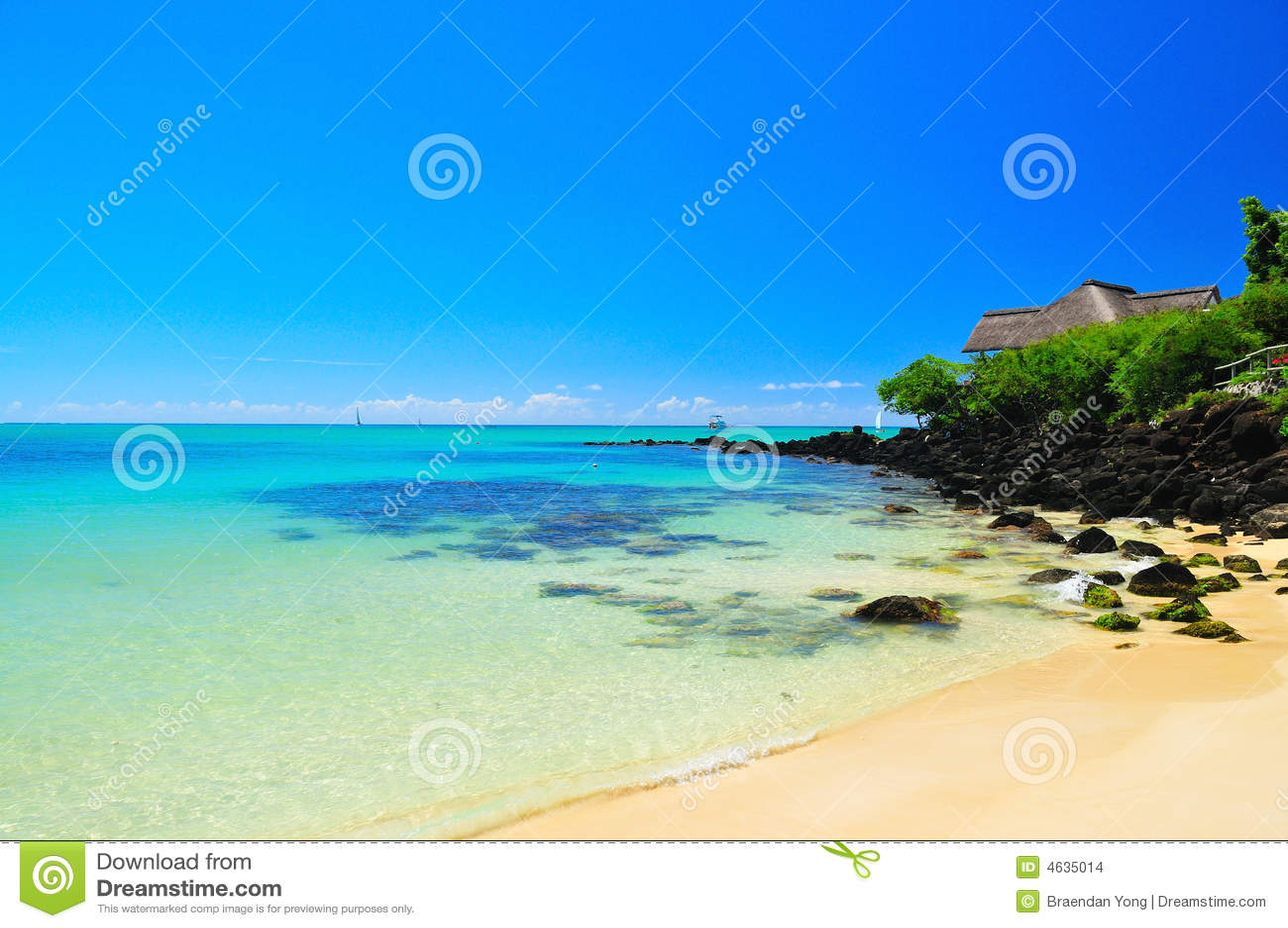 Mauritius wakacyjnego lato