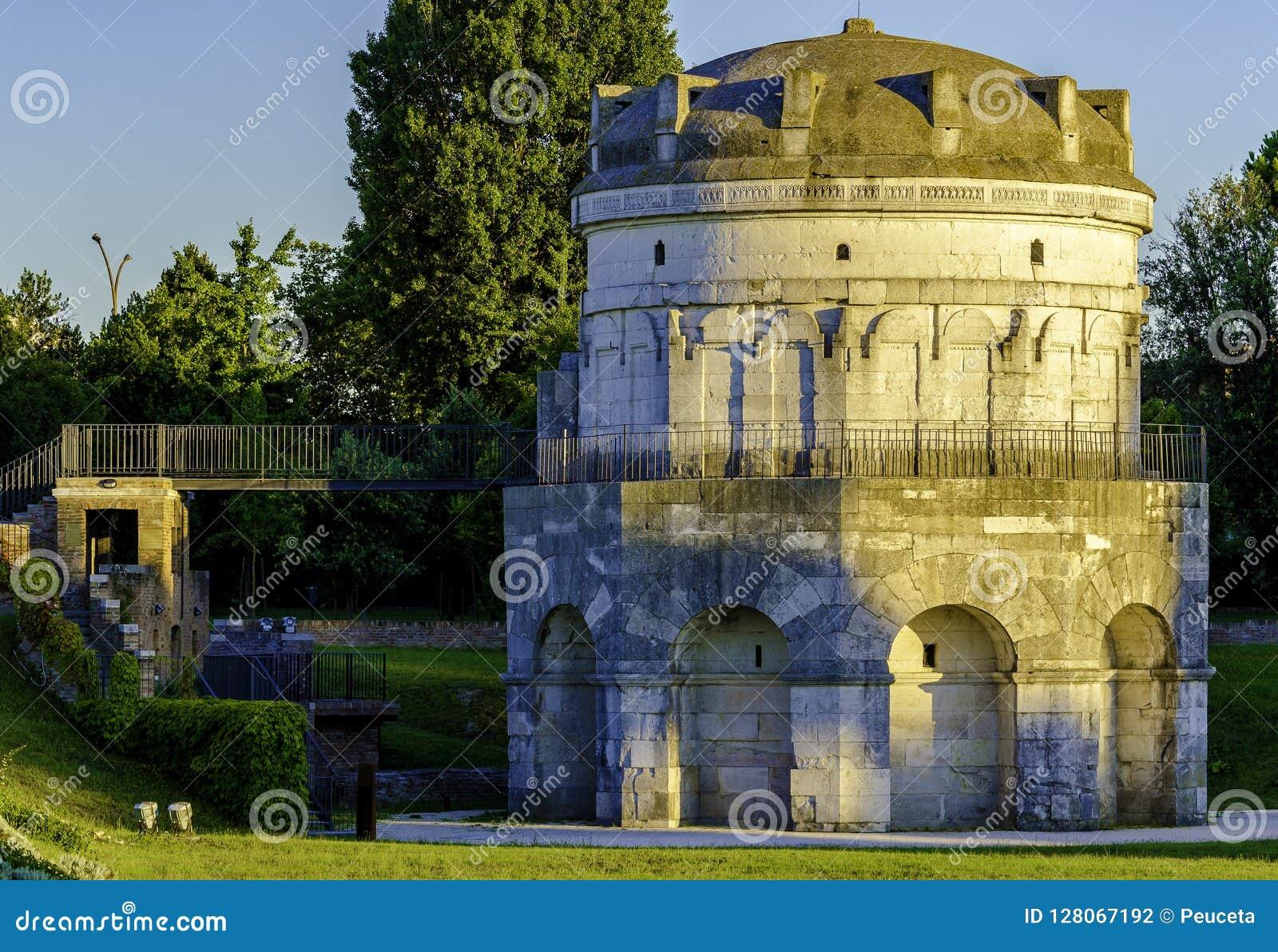 Mausoleet av Theoderic Mausoleo di Teodorico