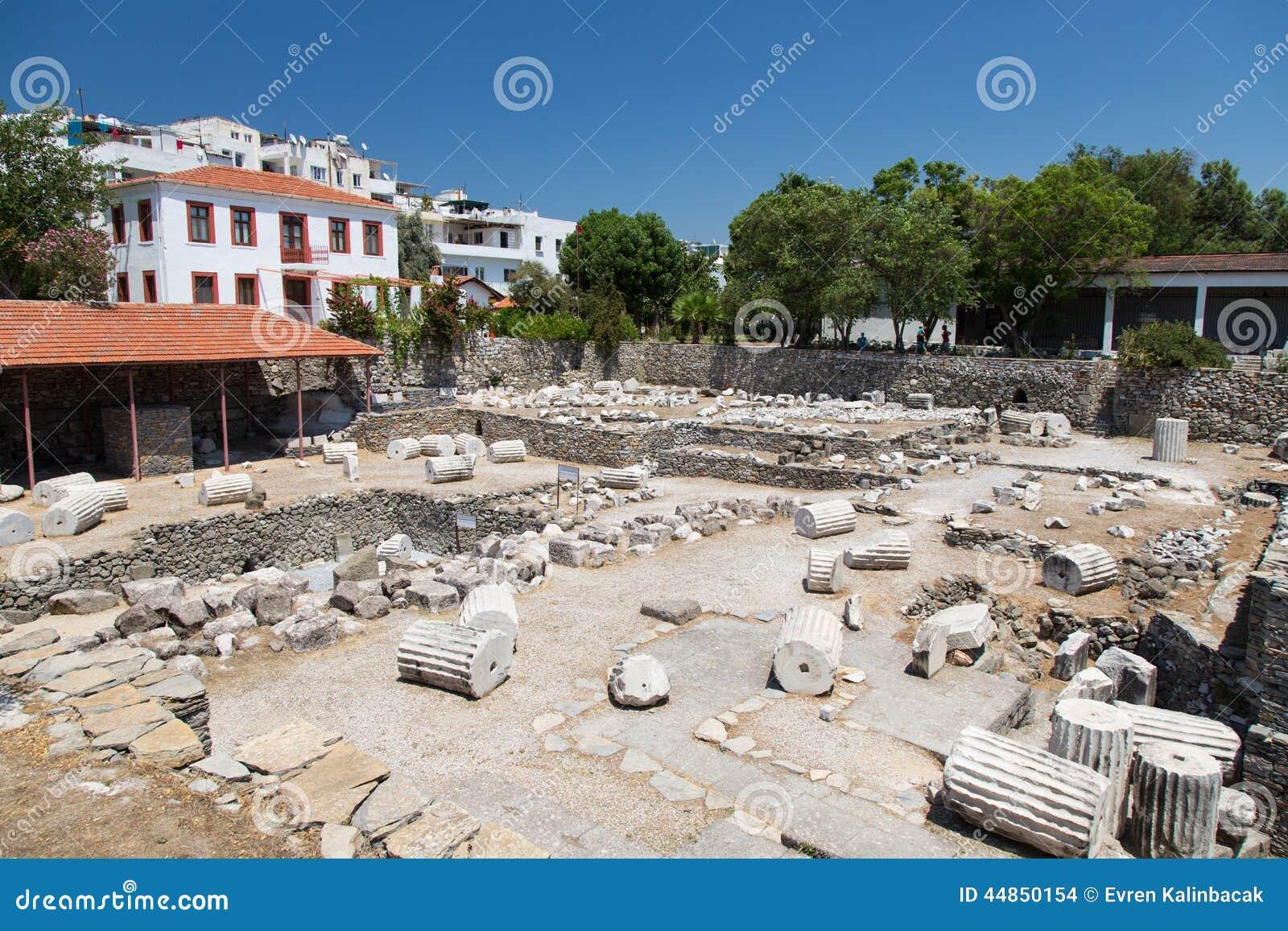 Mausoleo en Halicarnassus