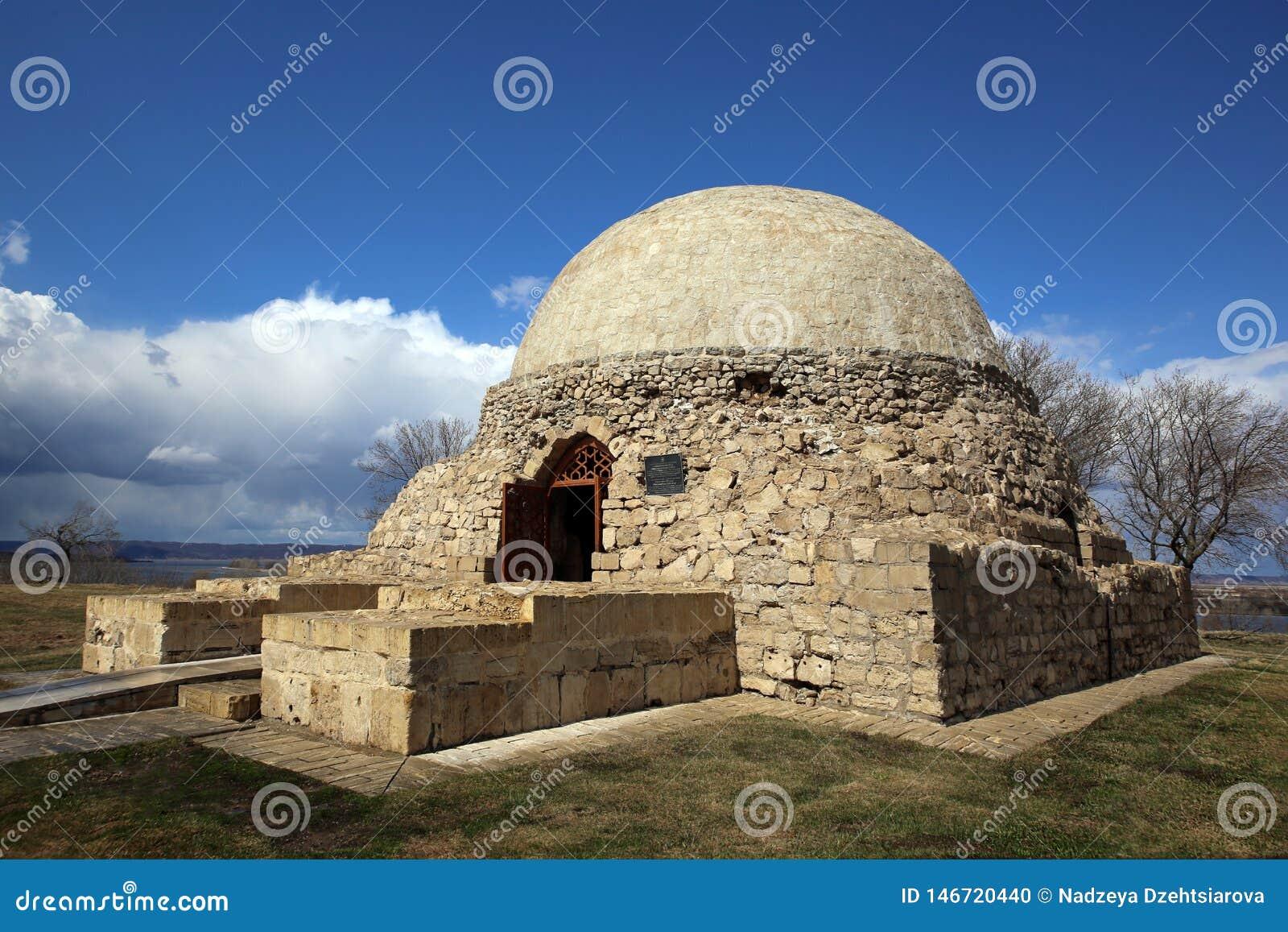 Mausoleo nordico nel bulgaro