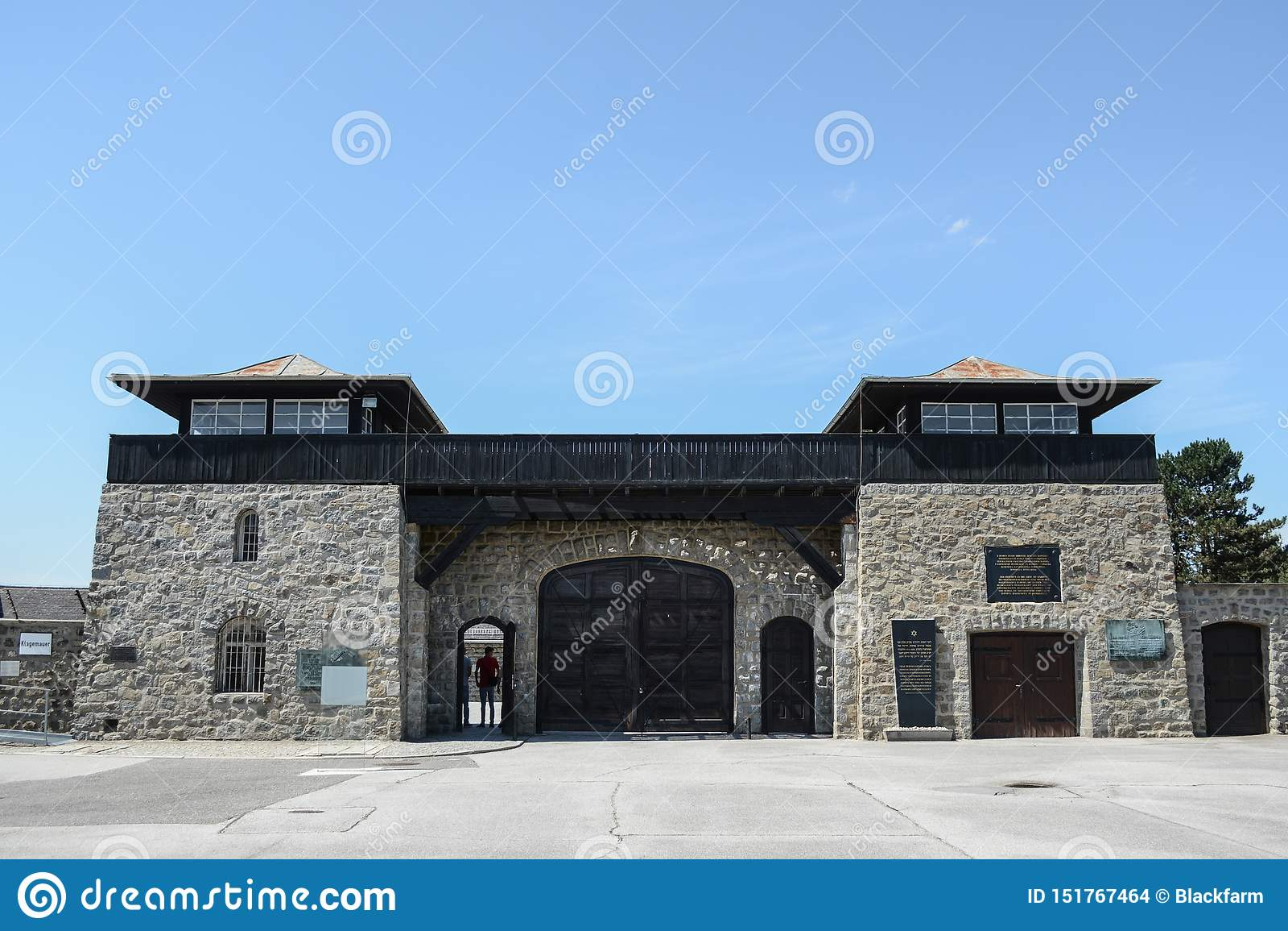 Arkansas Traveler: Mauthausen Concentration Camp