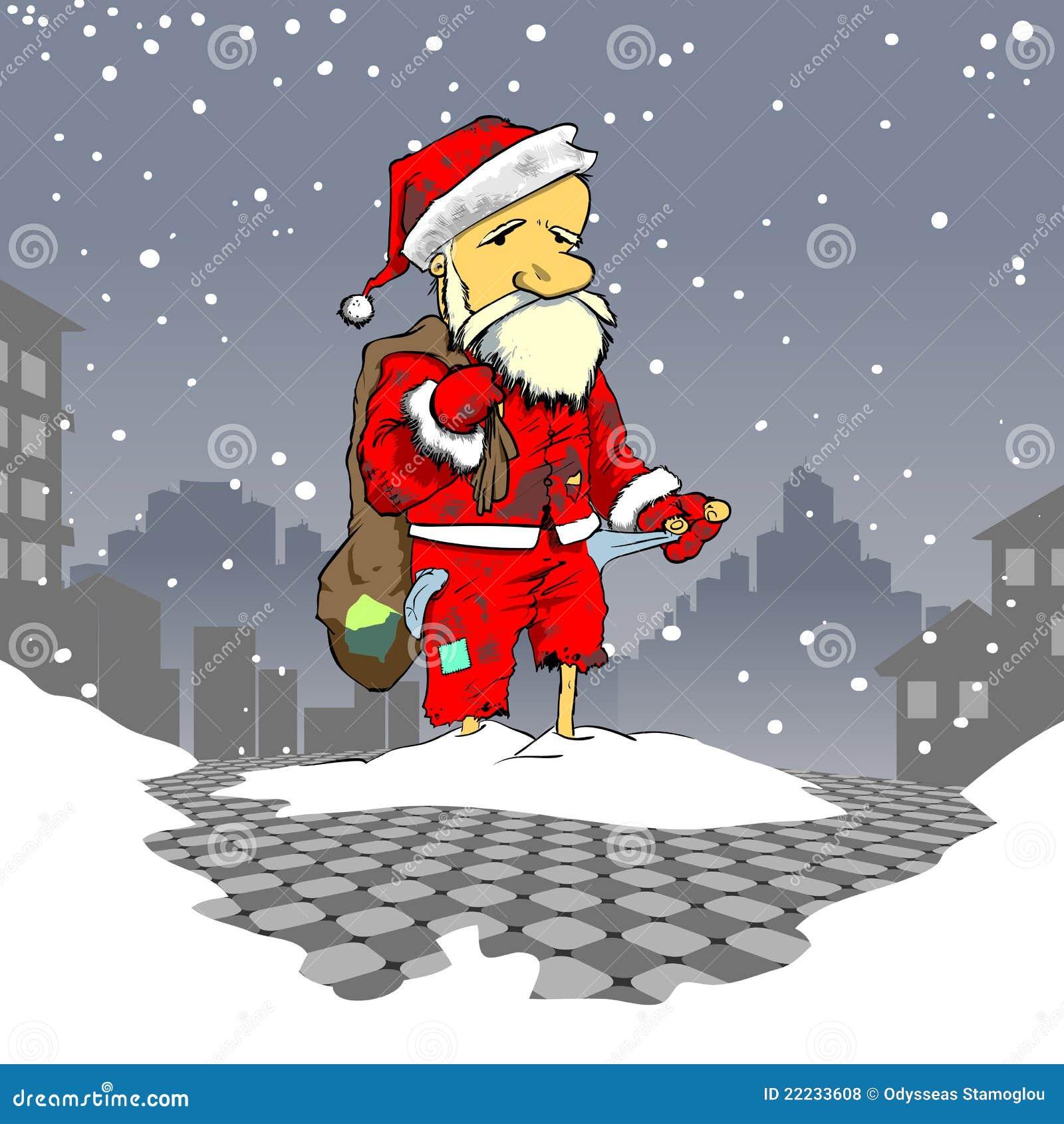 Mauvaise, mauvaise Santa