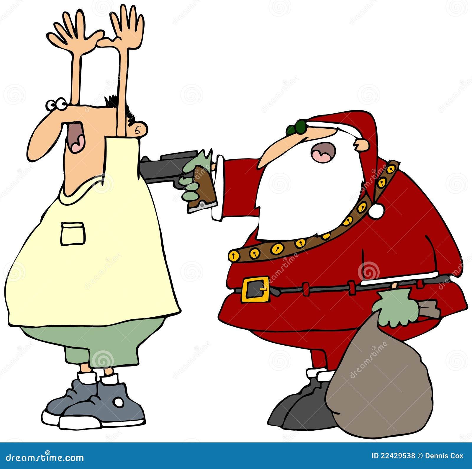 Mauvaise Santa