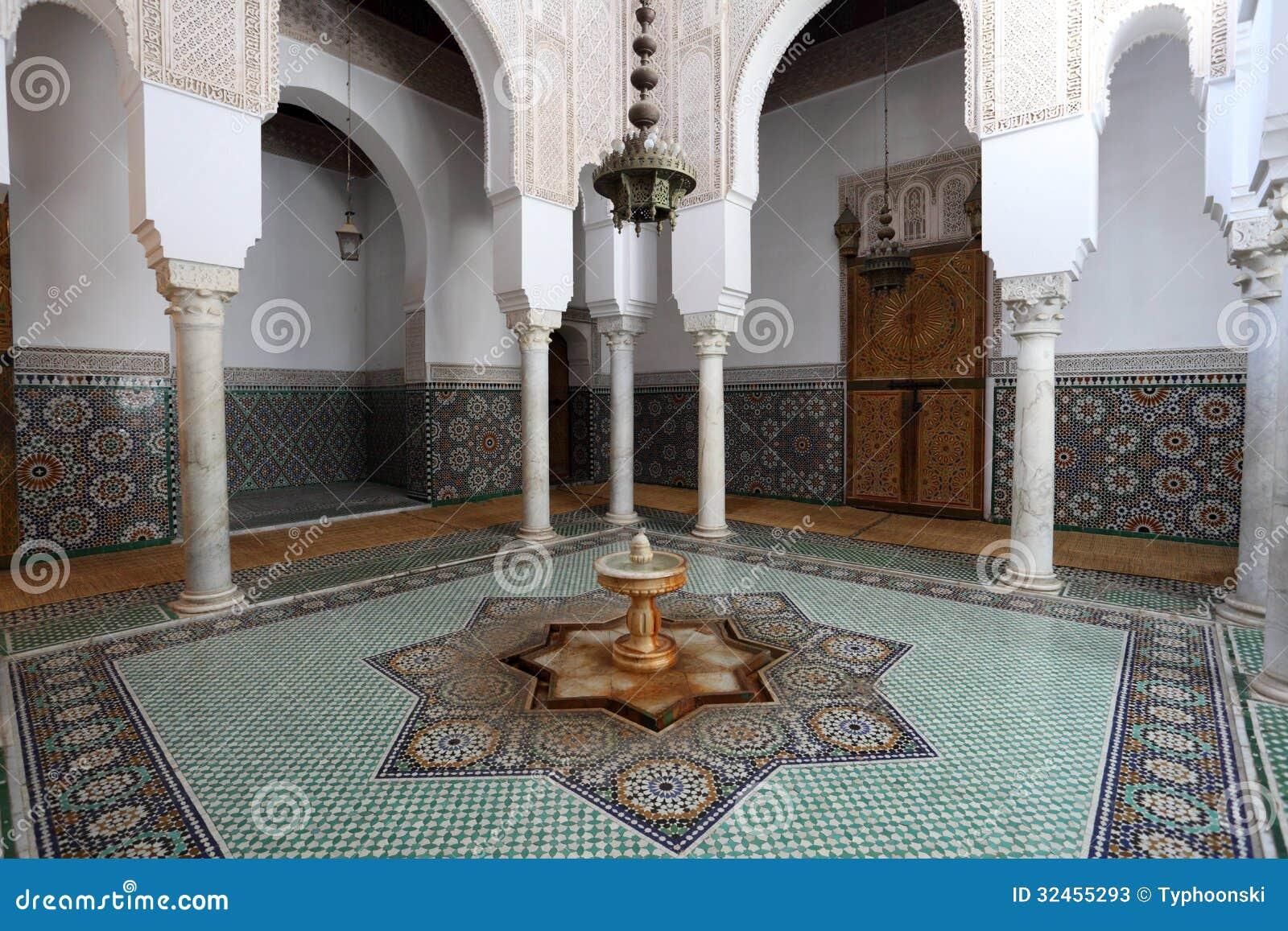 Mauzoleum w Meknes, Maroko