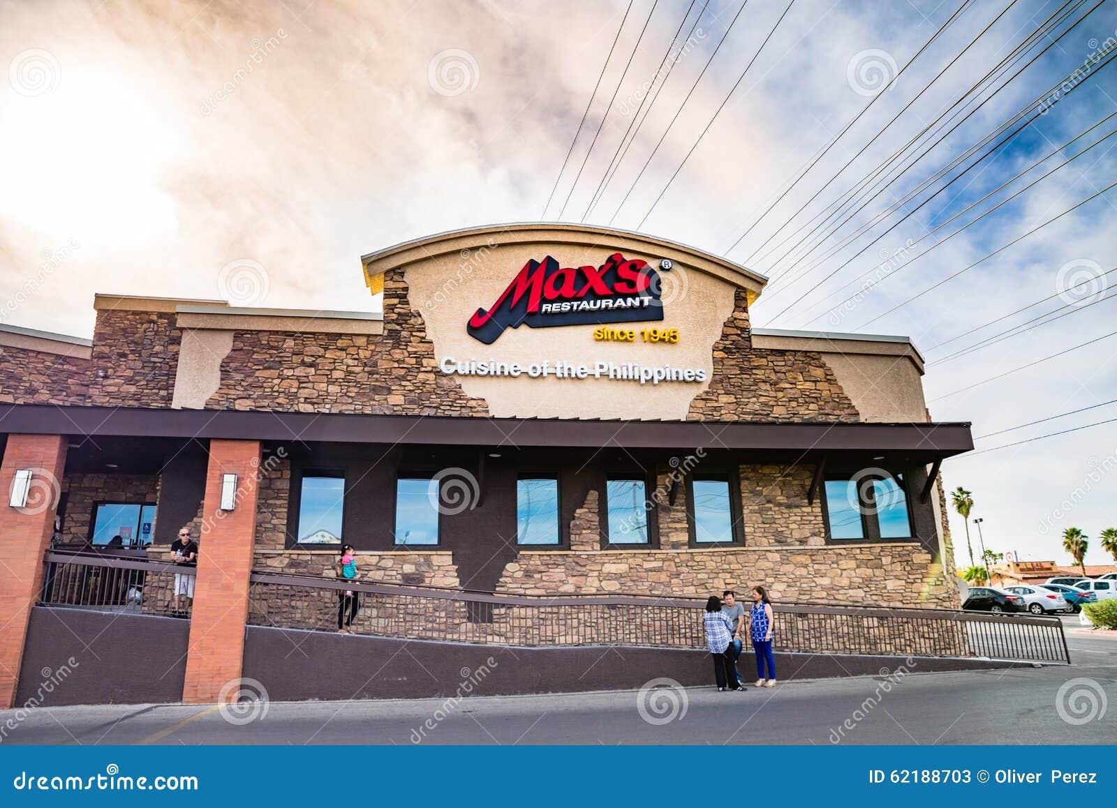 Maxs Fast Food