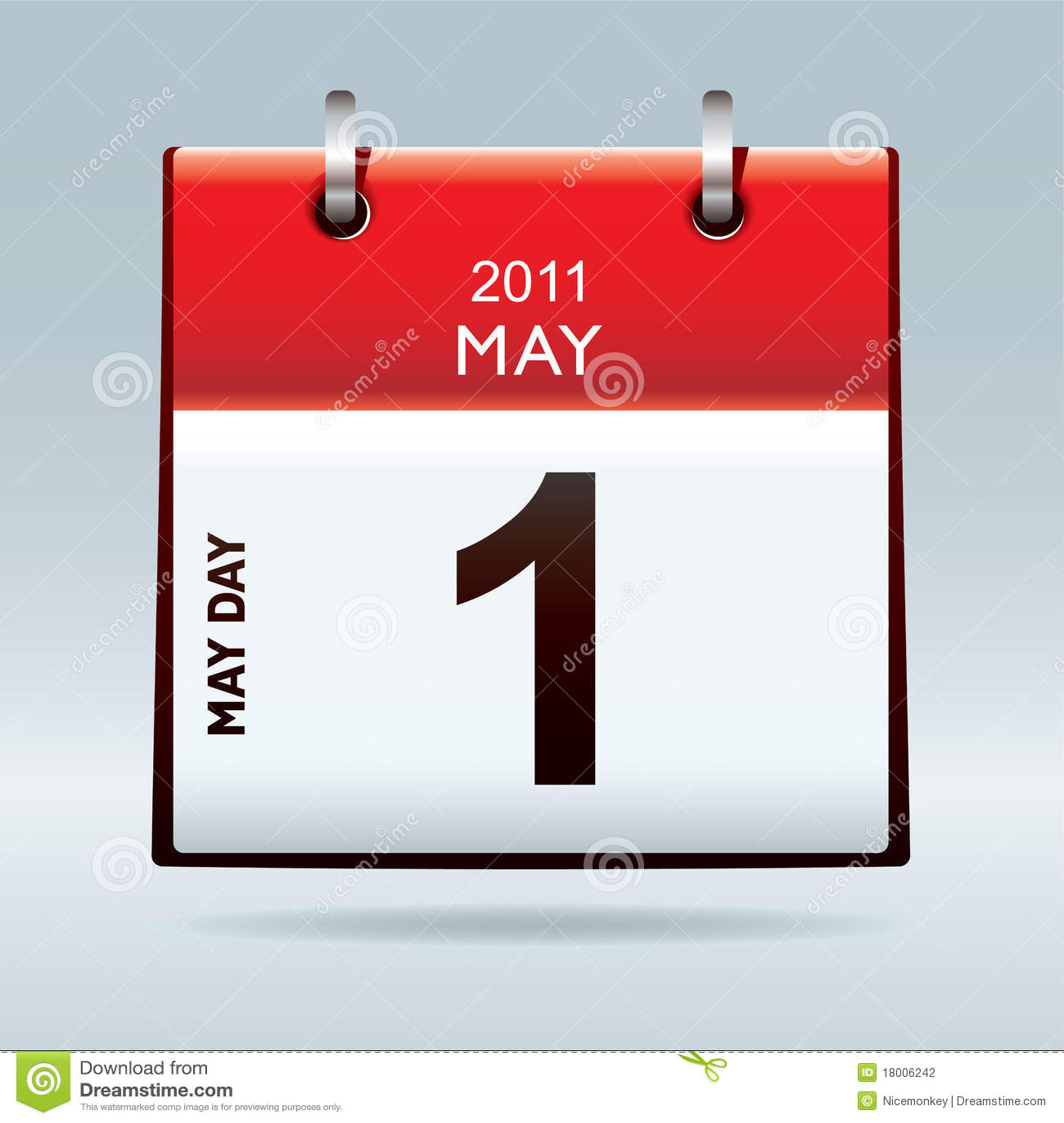 Calendar May Icon : May day calendar icon stock photography image
