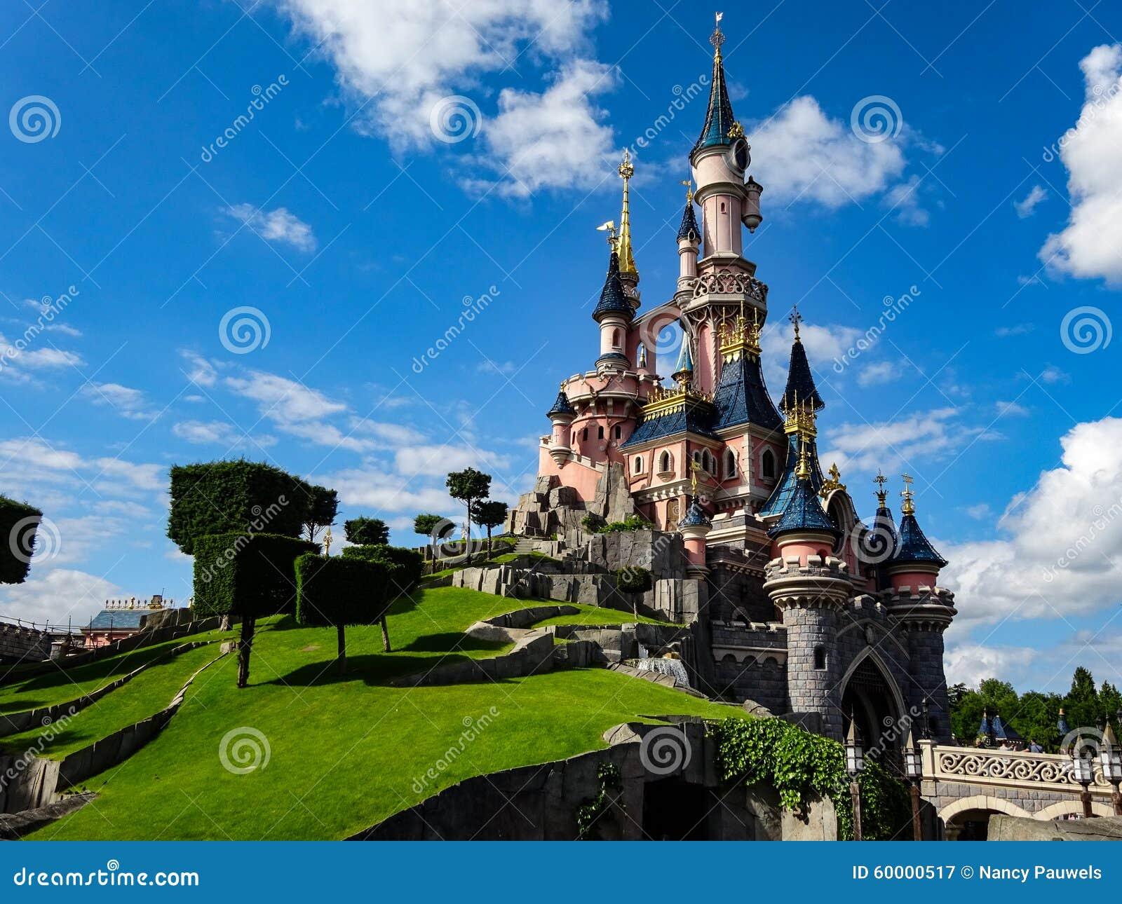 May 24th 2015 : Castle in Disneyland Paris