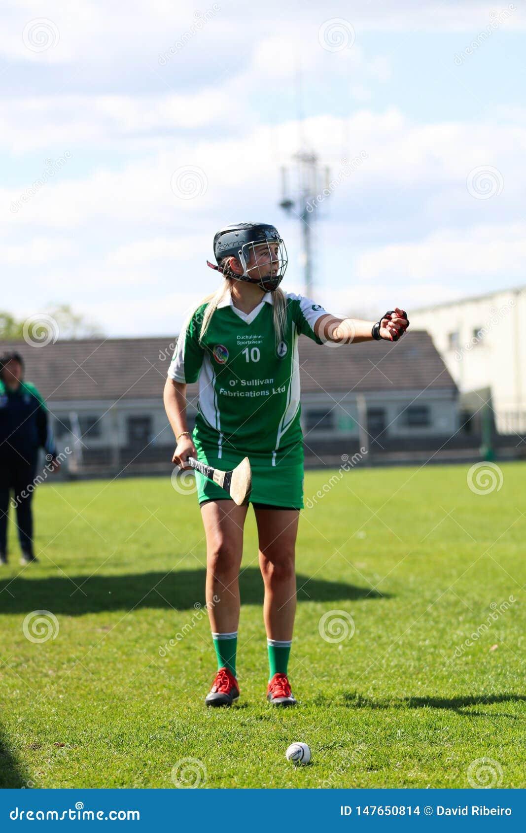 Camogie Junior Championship Semi Final - Limerick vs Cork