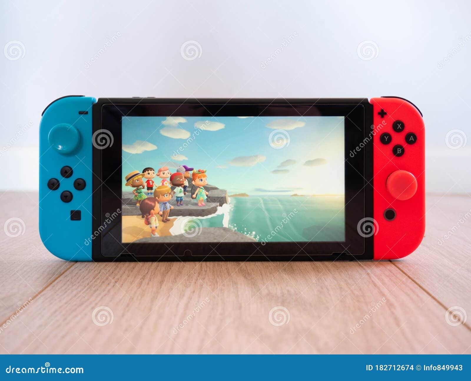 May 2020 Uk Nintendo Switch Animal Crossing New Horizons Online
