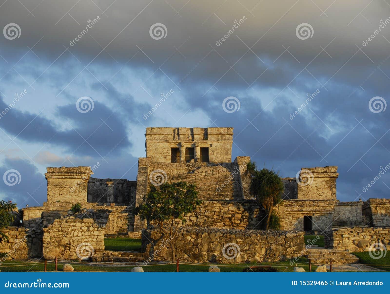Maya ruins, Tulum