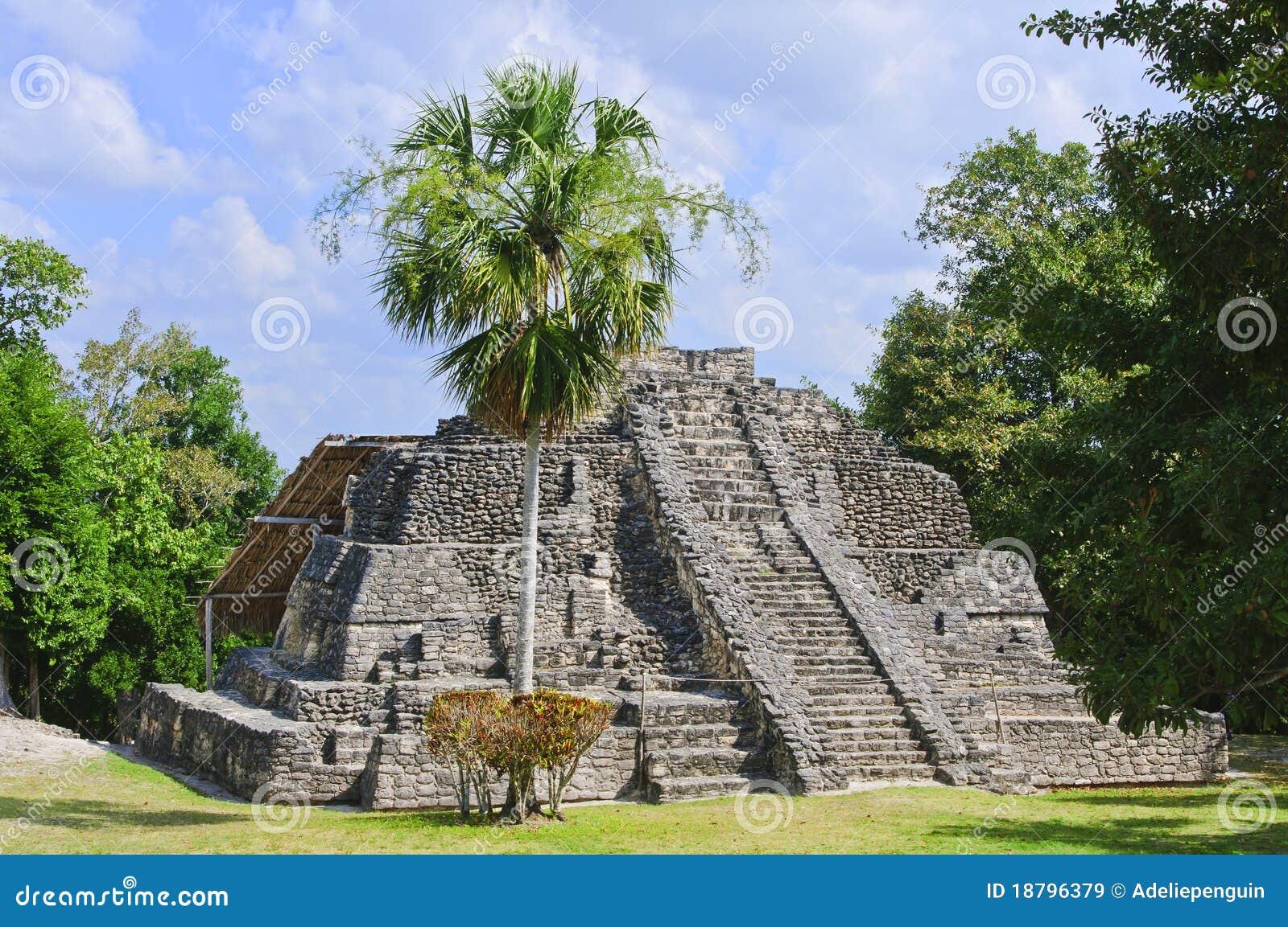 Maya Tempel, Mexico