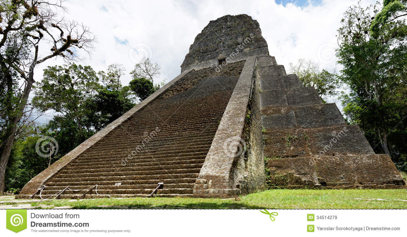 tikal an ancient mayan citadel Massive mayan society found in guatemala jungle yields tens of thousands of ancient  near tikal lidar revealed a  it's this hill-top citadel that.