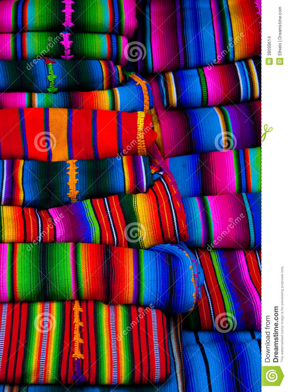 mayan blankets textile designs on the market in chichicastenango stock photo image 38099614. Black Bedroom Furniture Sets. Home Design Ideas