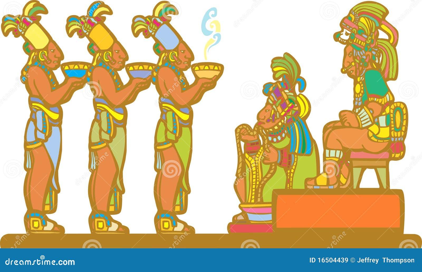 Mayan domstol