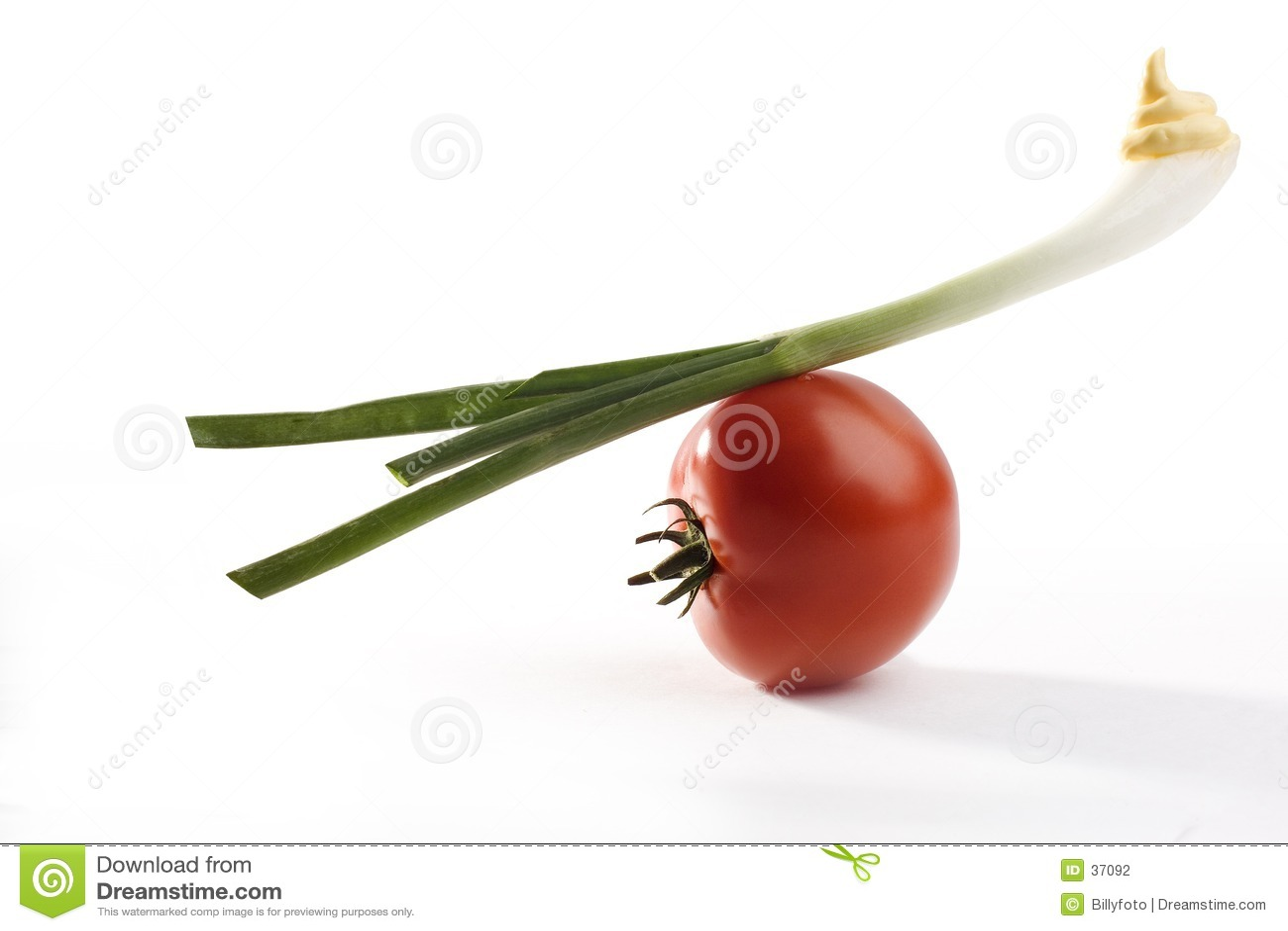 Mayo葱蕃茄