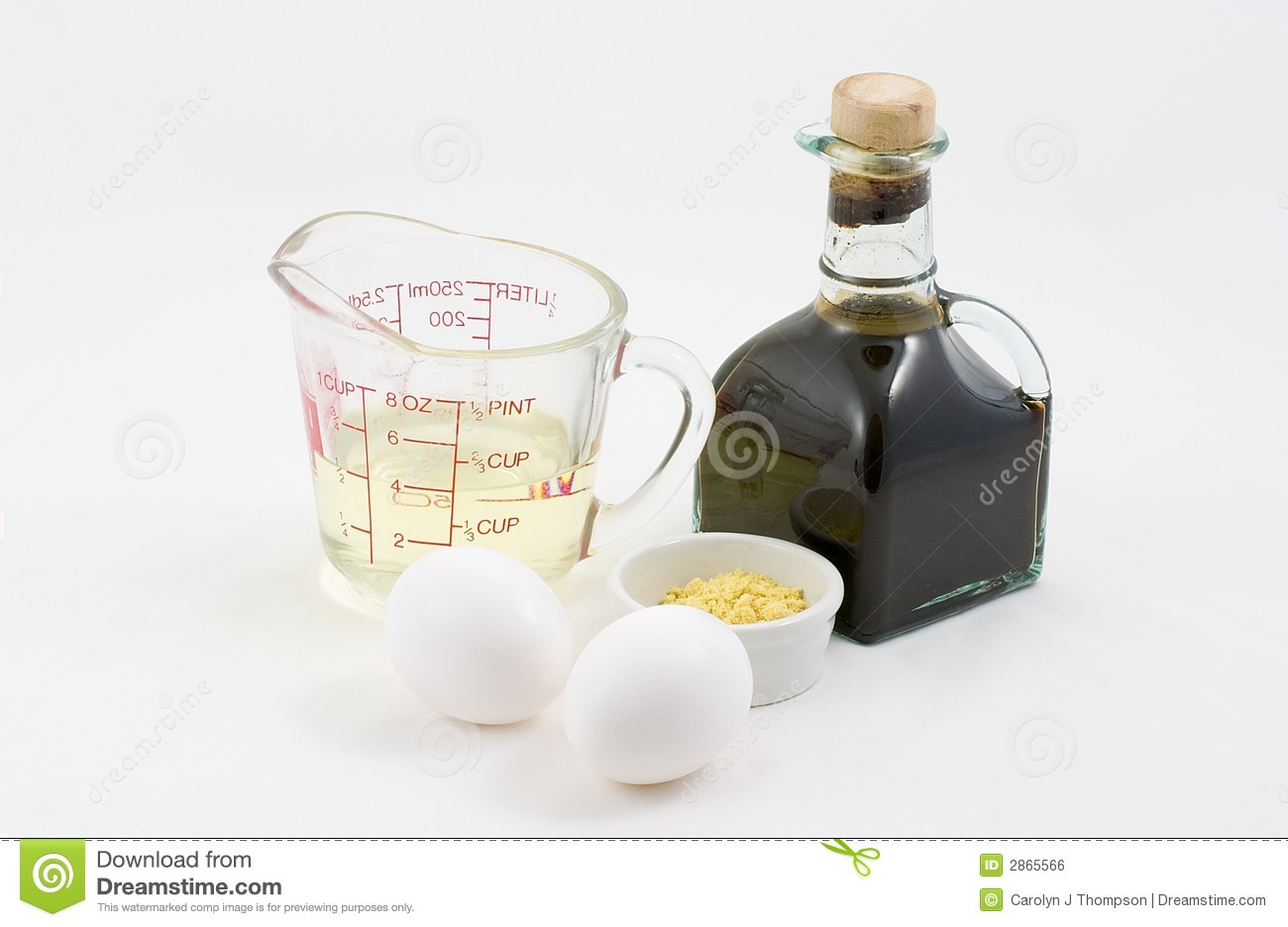 how to make mayonnaise without vinegar