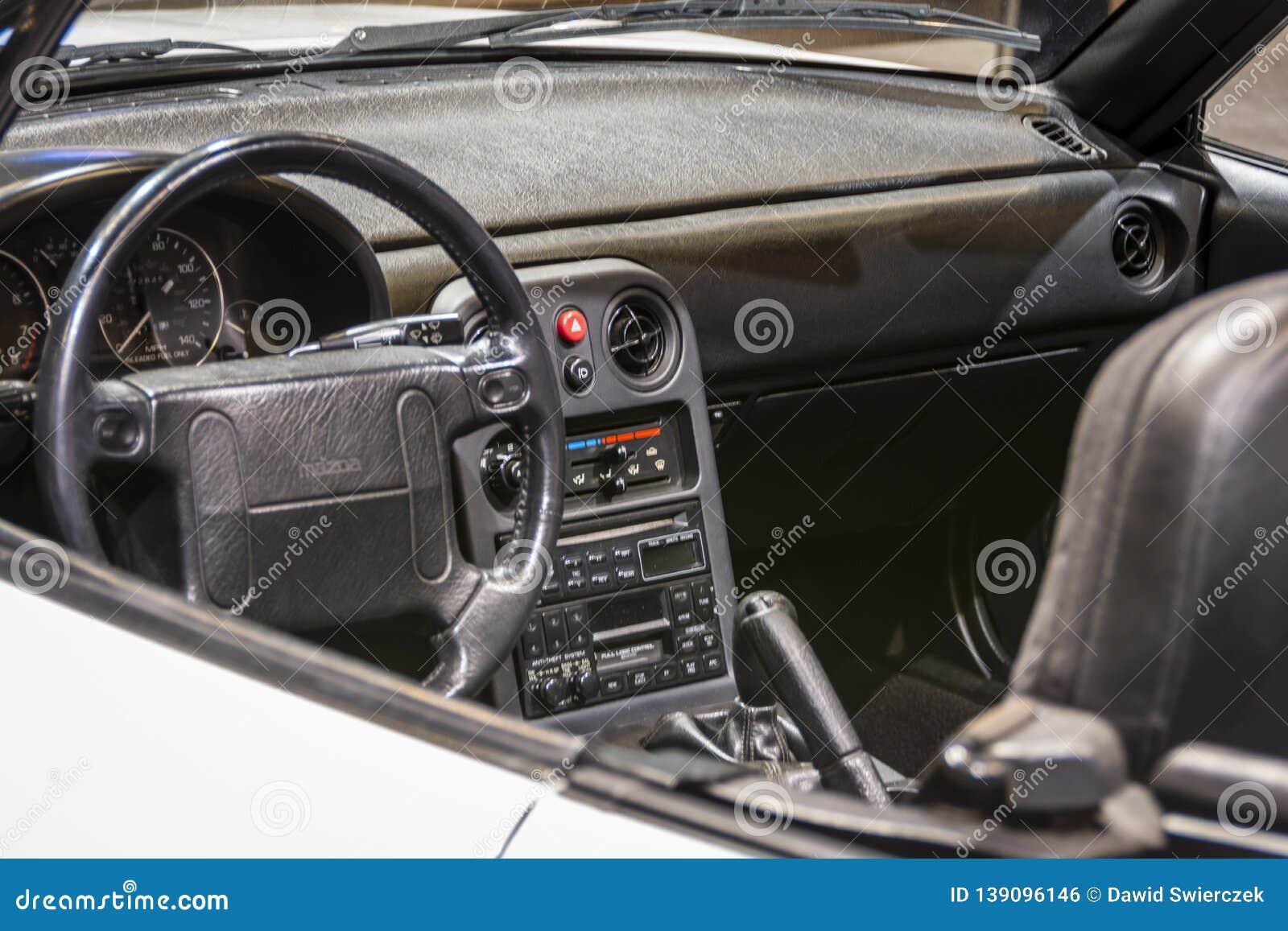 Mazda Miata 1990 en CAS19