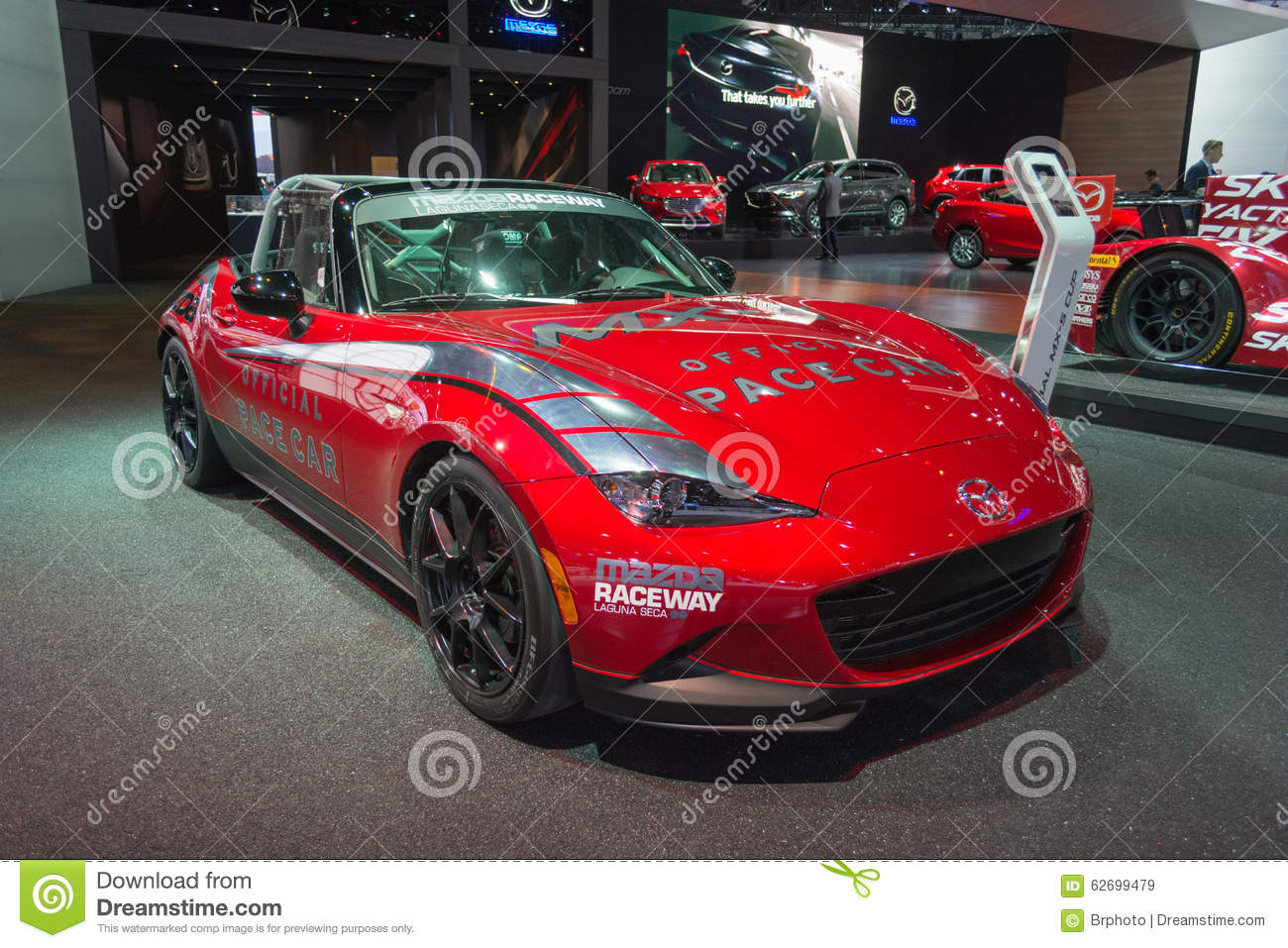 Mazda mx 5 2016 editorial stock image image 62699479 for Dream motors los angeles