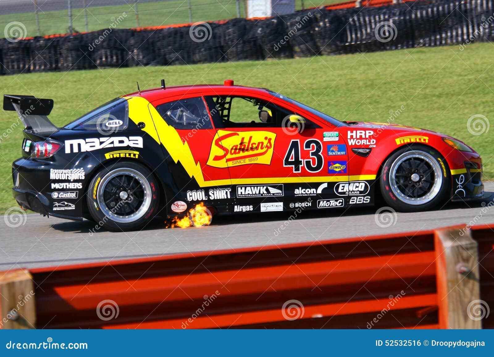 Mazda RX-8 editorial photo. Image of central, mazda, champion ...