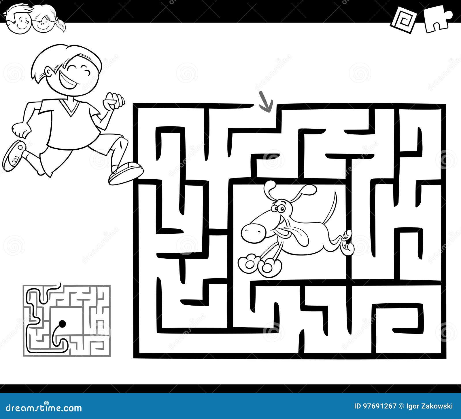 Amazing Maze Printable Worksheet Kids Activities Worksheets Mazes ...