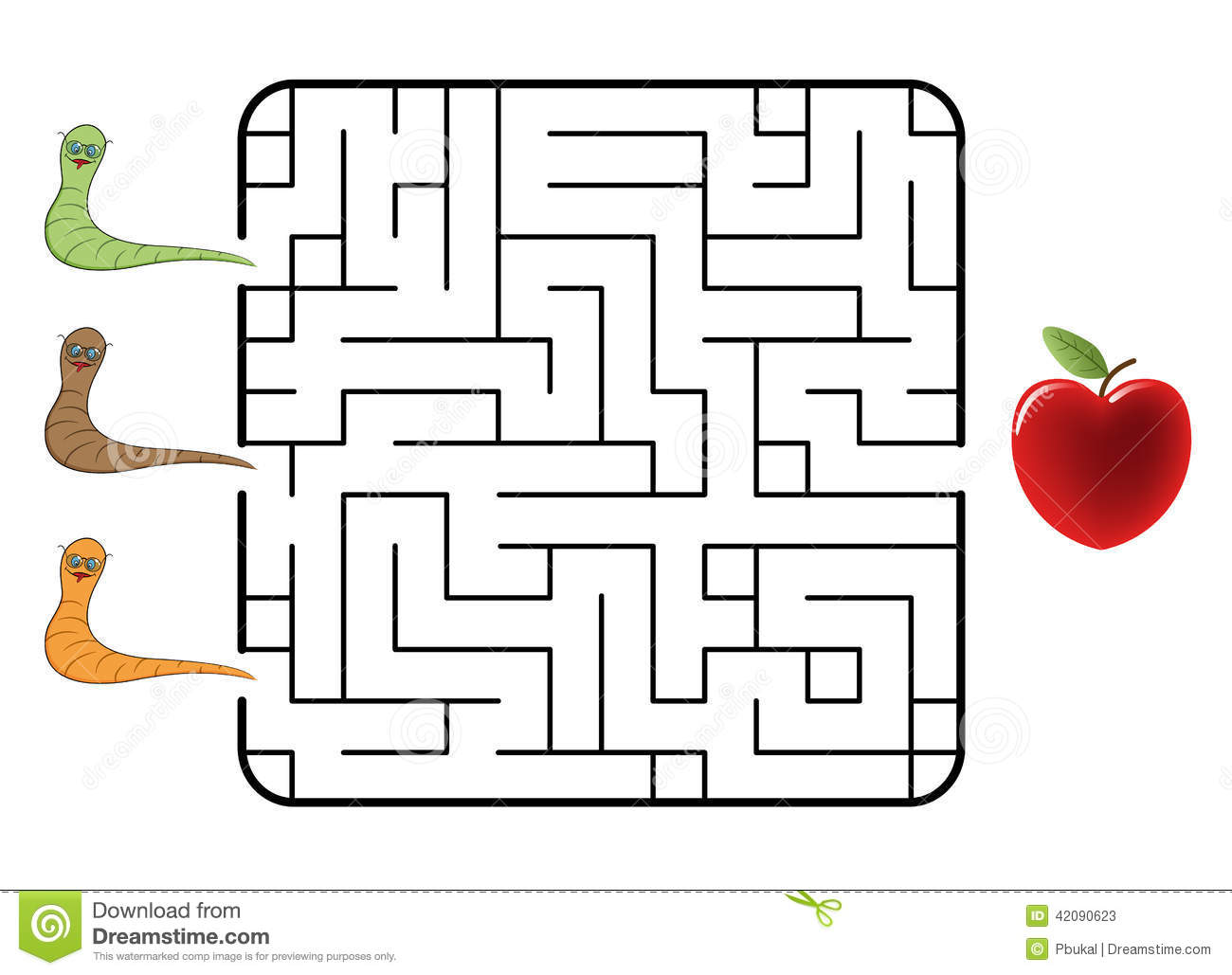 The Gallery For Gt Fruit Maze
