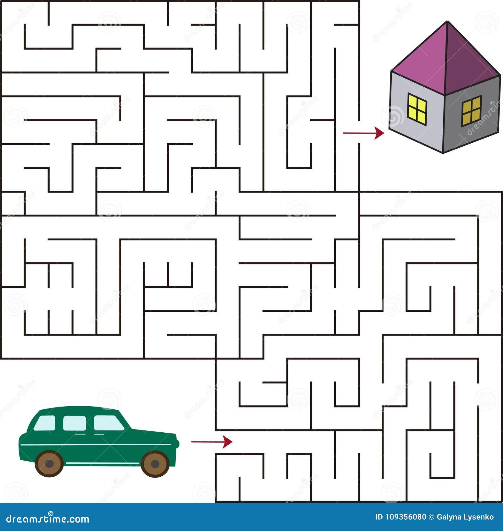 The Maze Game