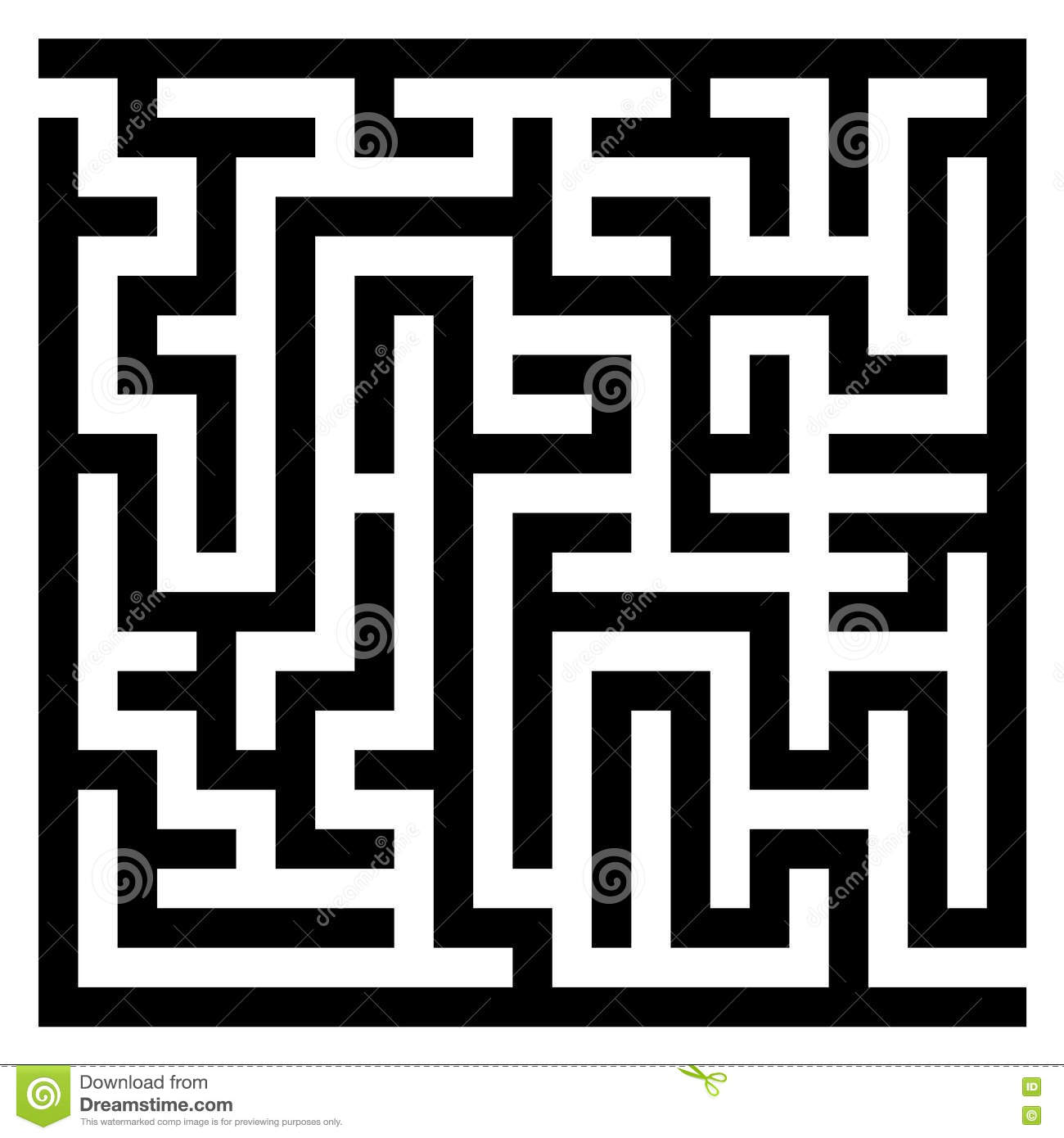 Black And White Maze Pictures to Pin on Pinterest - PinsDaddy