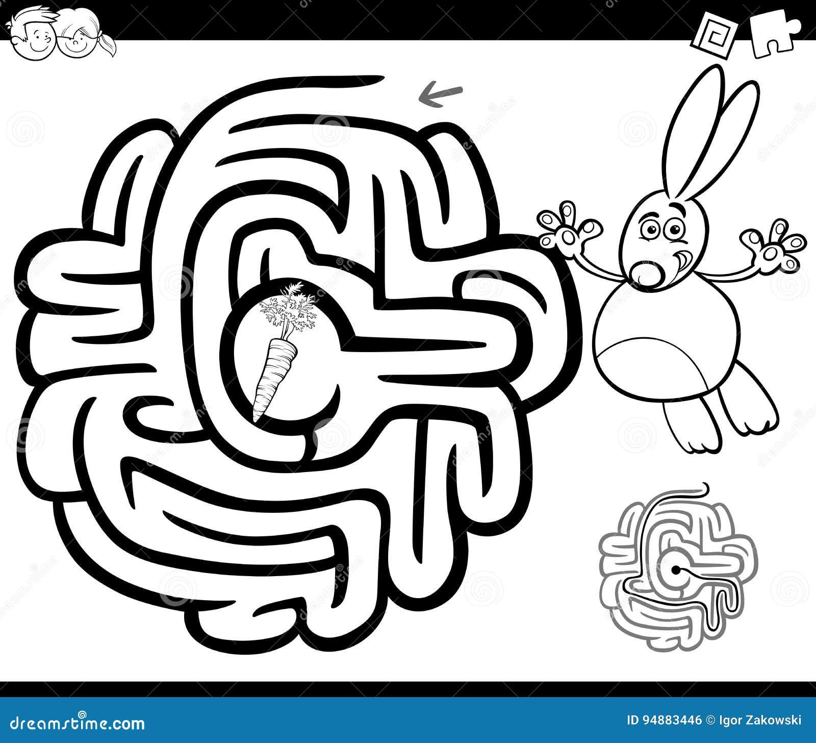 Amazing Medium Printable Mazes Free Worksheet For Kids Maze Find ...