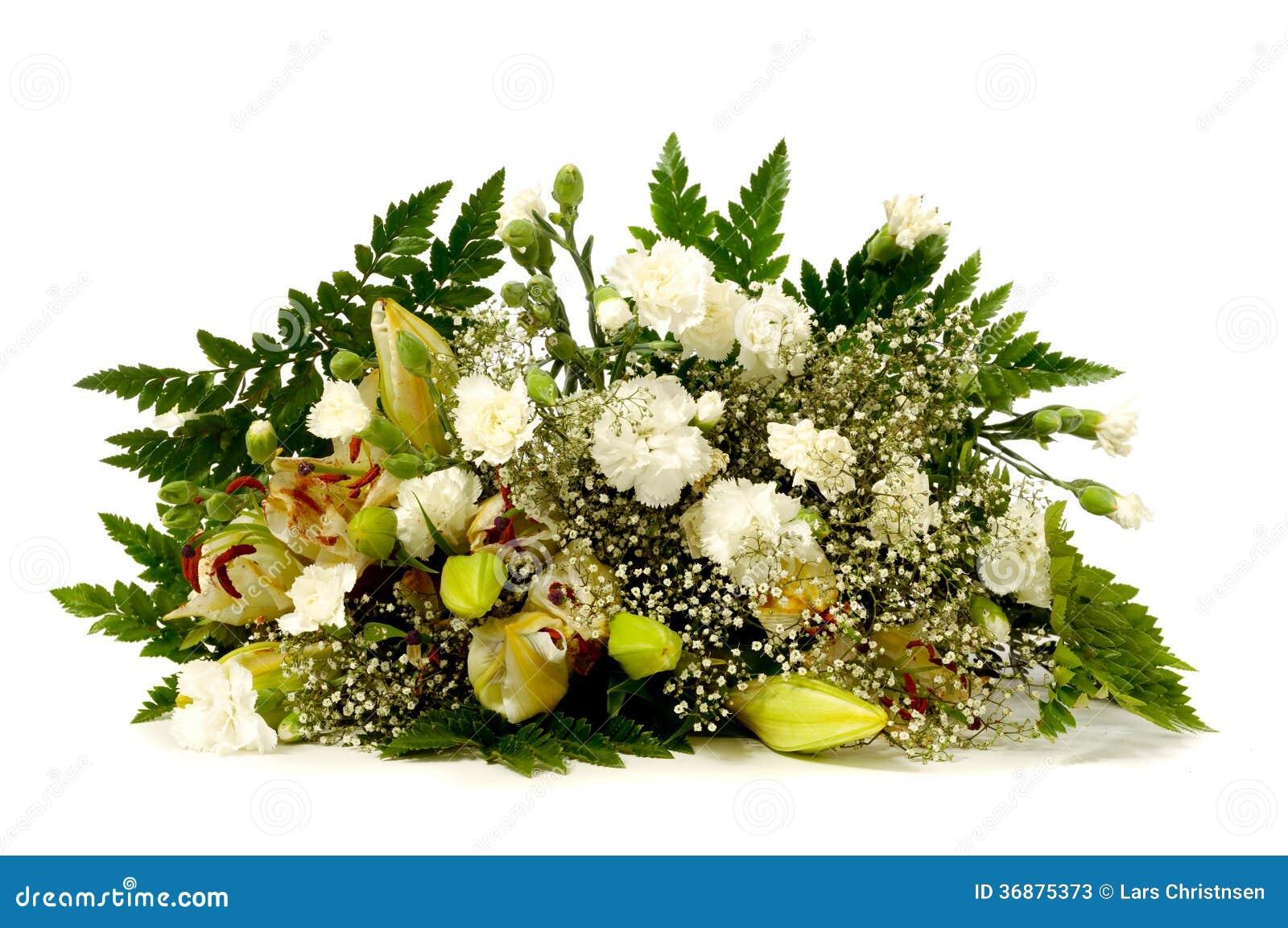 Download Mazzo immagine stock. Immagine di romantico, isolato - 36875373