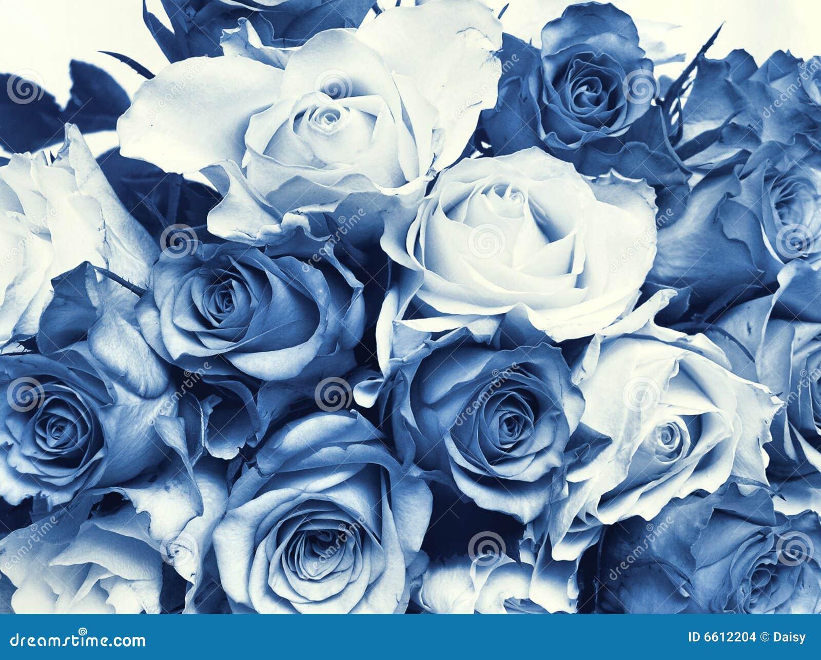 Mazzo blu di cerimonia nuziale di Delft