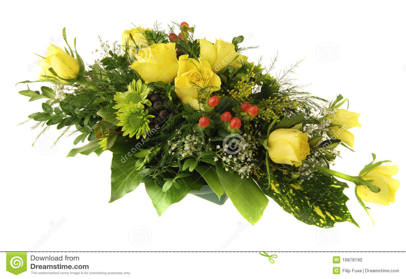 Mazzo del fiore fotografia stock immagine di dettagliato for Progetti di costruzione del mazzo