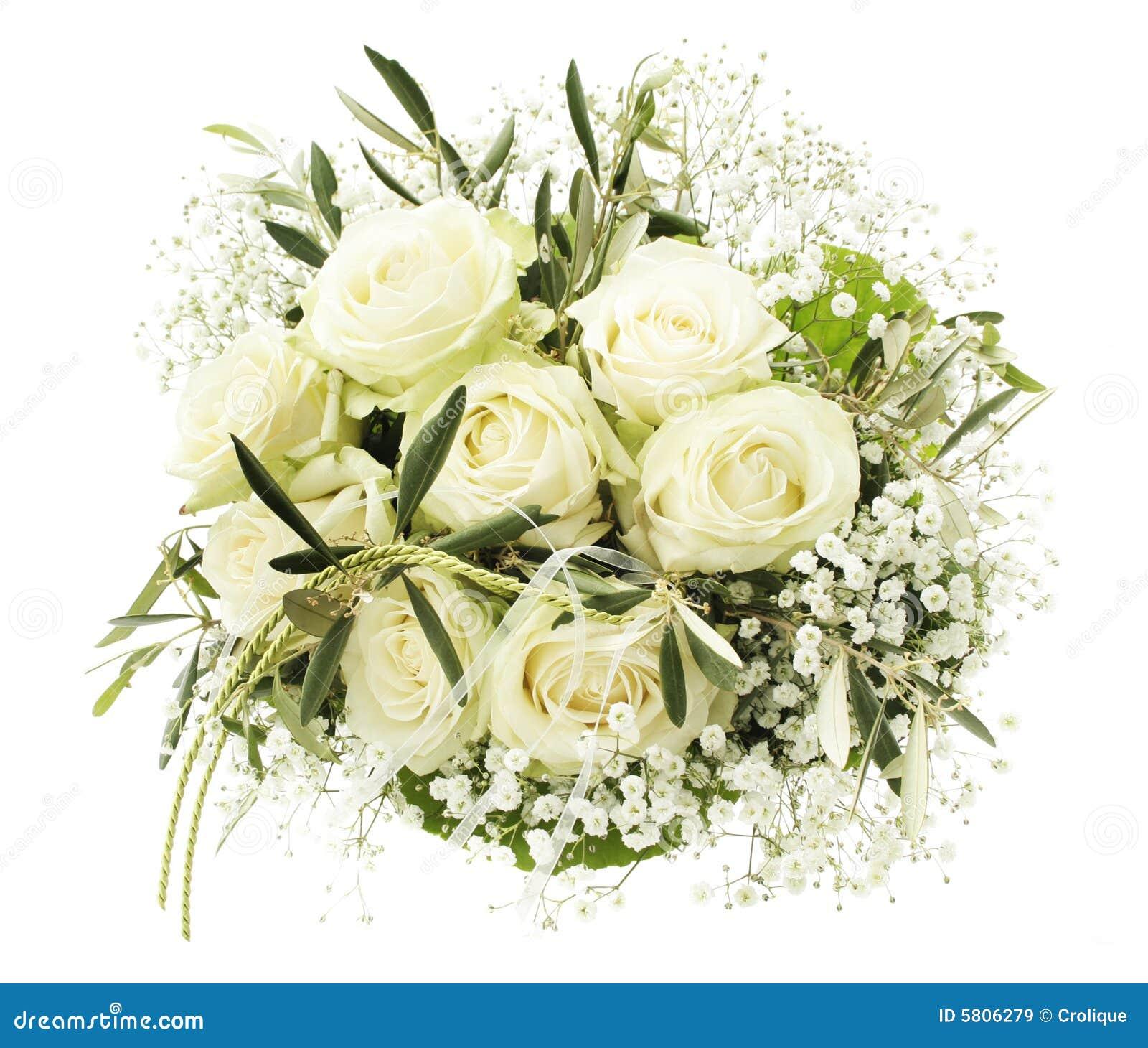 Mazzo di cerimonia nuziale delle rose bianche immagini for Disegni del mazzo del secondo piano