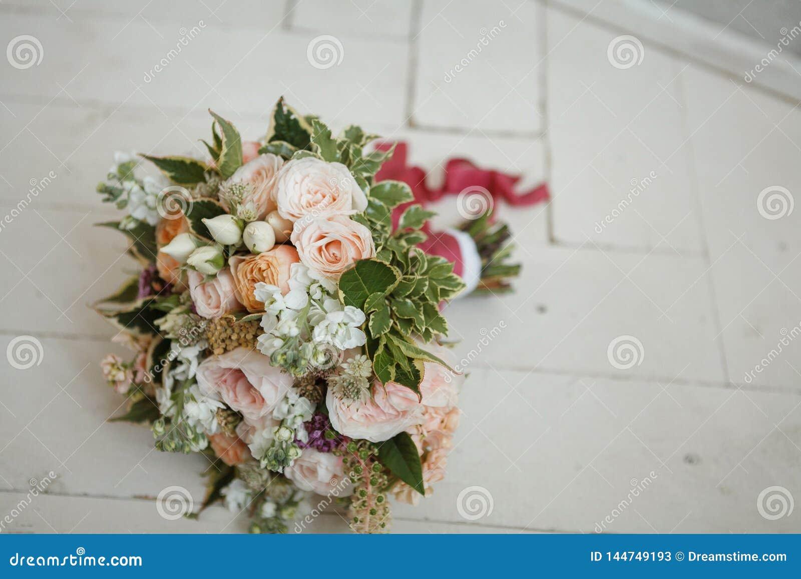 Mazzo per la sposa