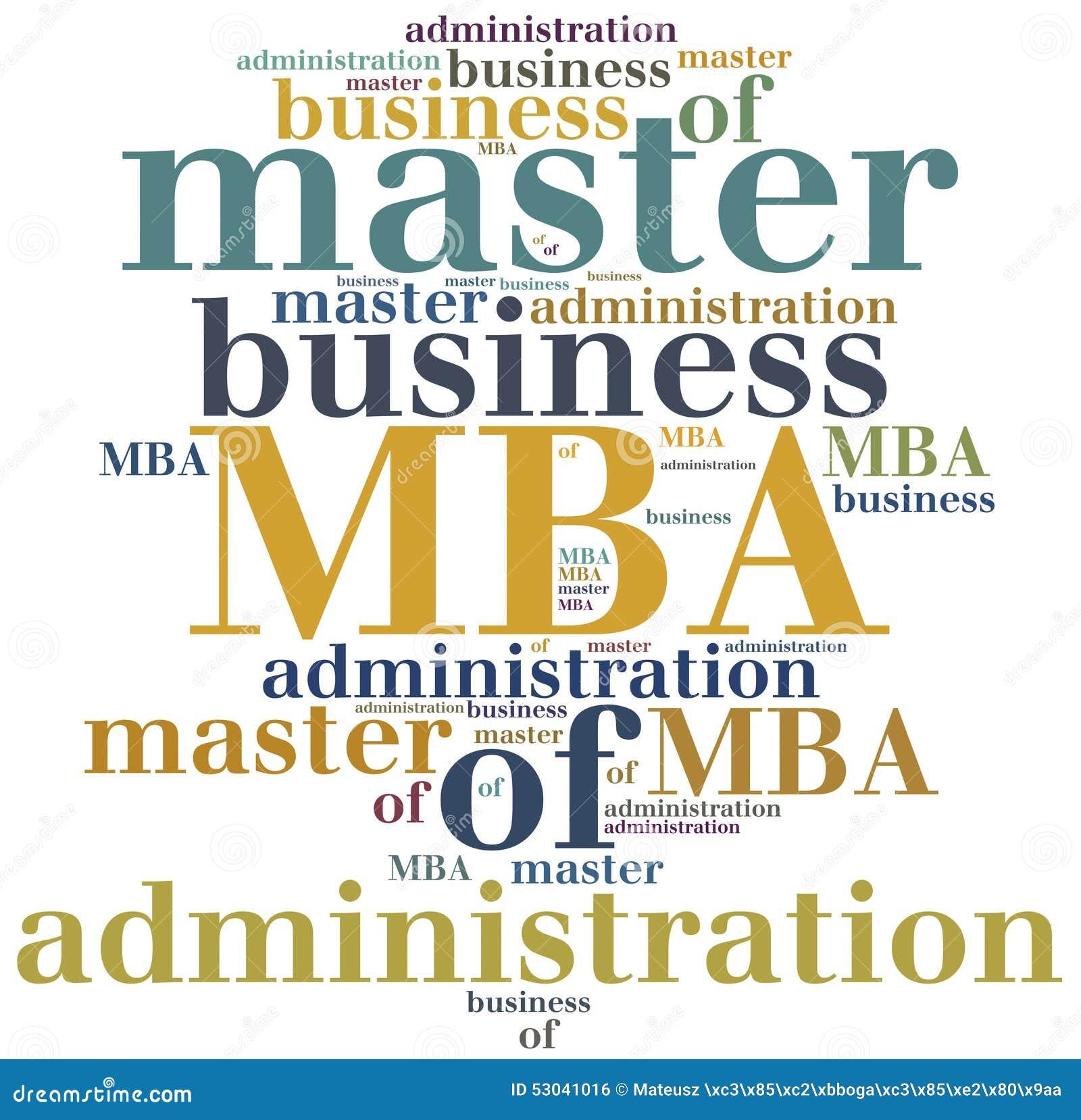 MBA Master en administración de empresas
