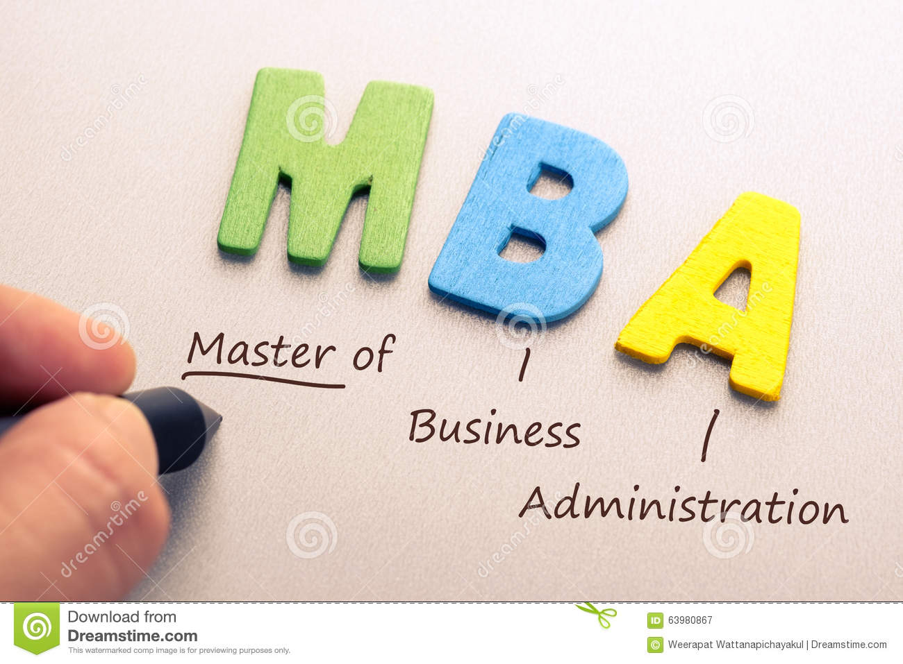 Mba stock image image of hand alphabet career course Define calligraphy