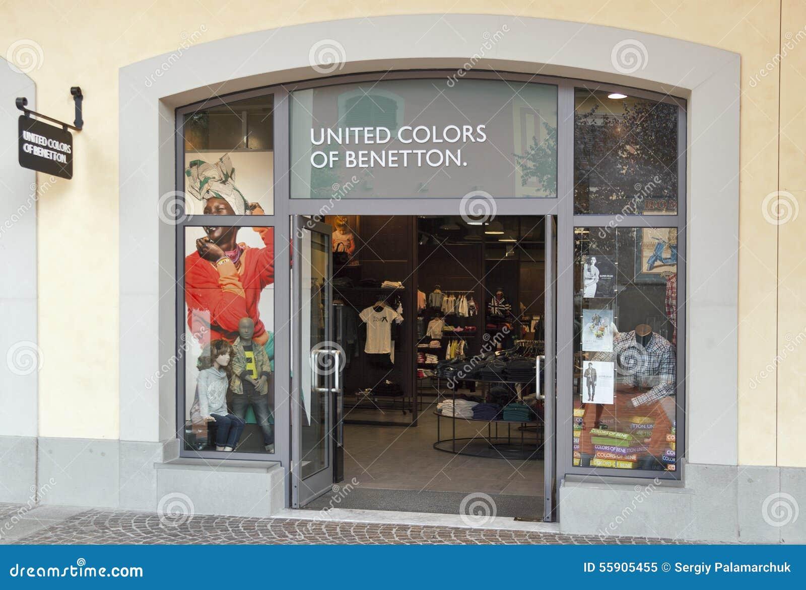 McArthurGlen Designer Outlet Barberino In Italy Editorial Image ...