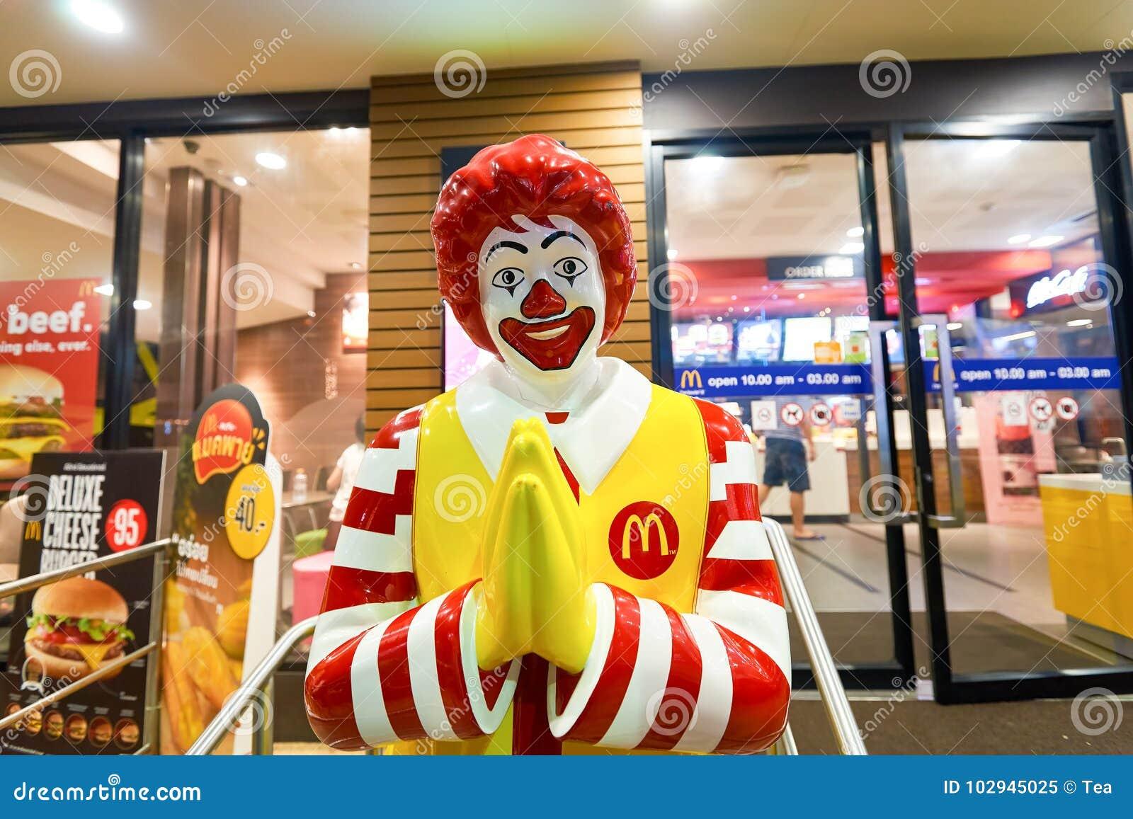 Mcdonald-Restaurant