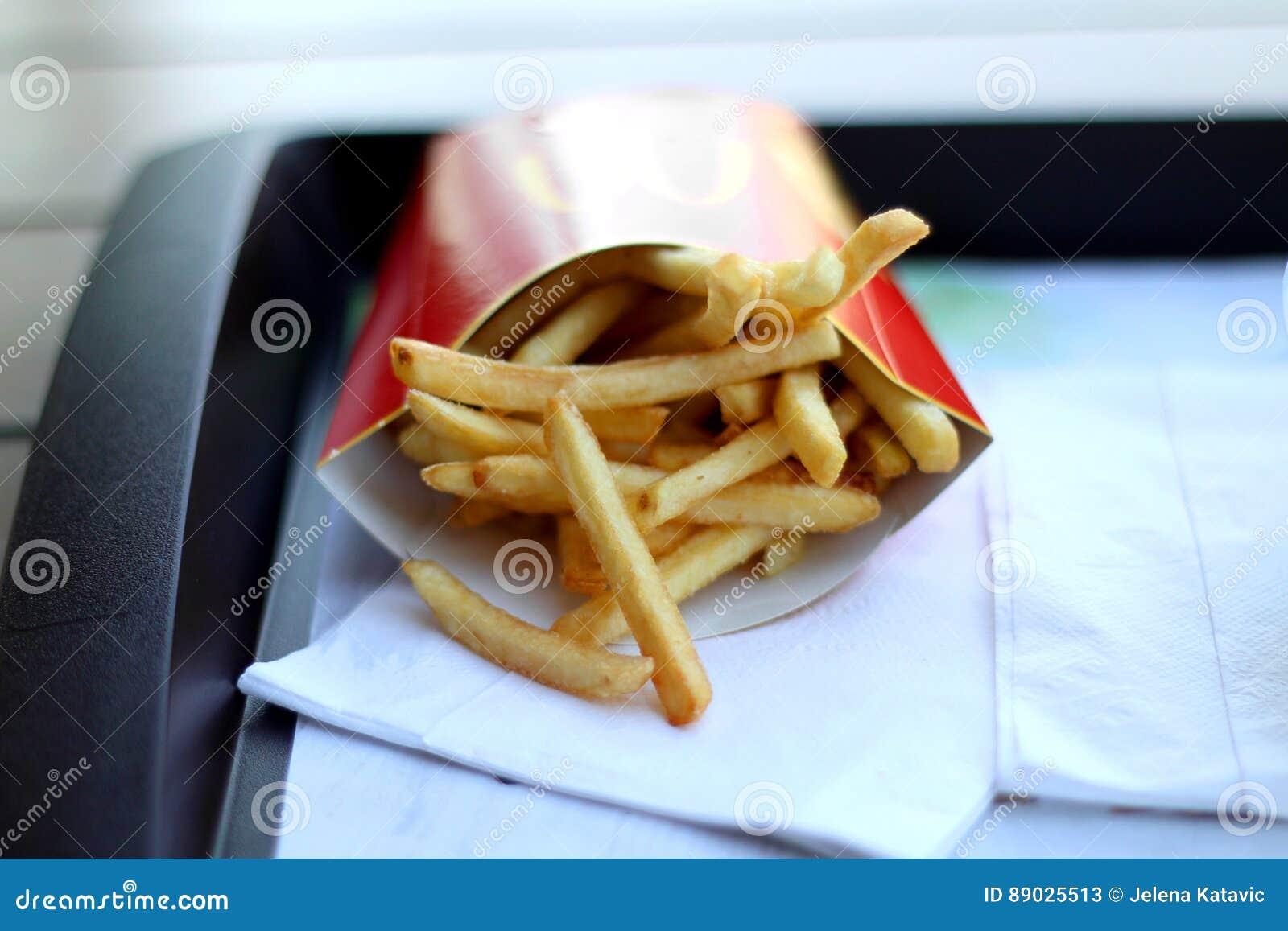 McDonald`s Fries