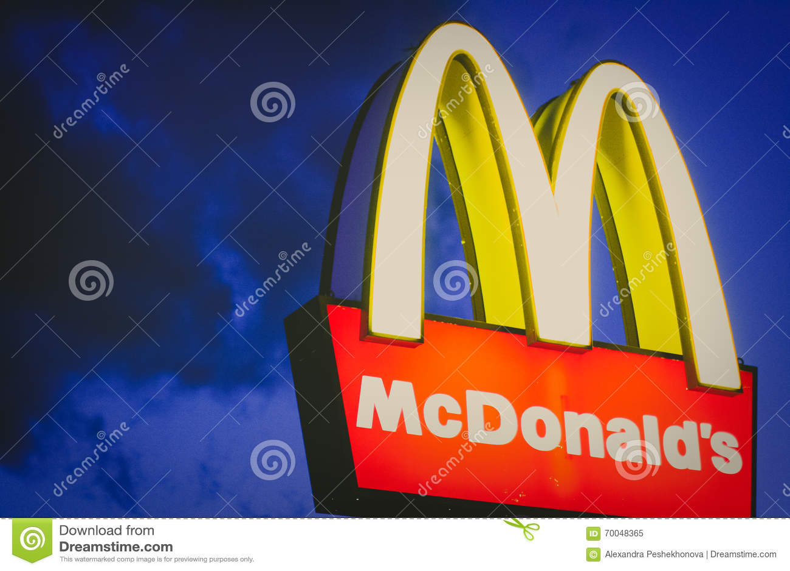 mcdonalds background