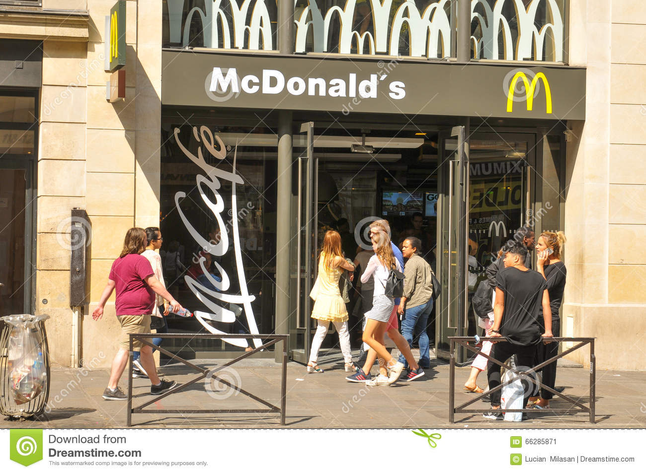 "mcdonald's ""seniors"" restaurant View homework help - marketing-discussiondocx from marketing 374 at rutgers - newark mcdonalds seniors restaurant respond to the following dialogue question and post your responses in the."