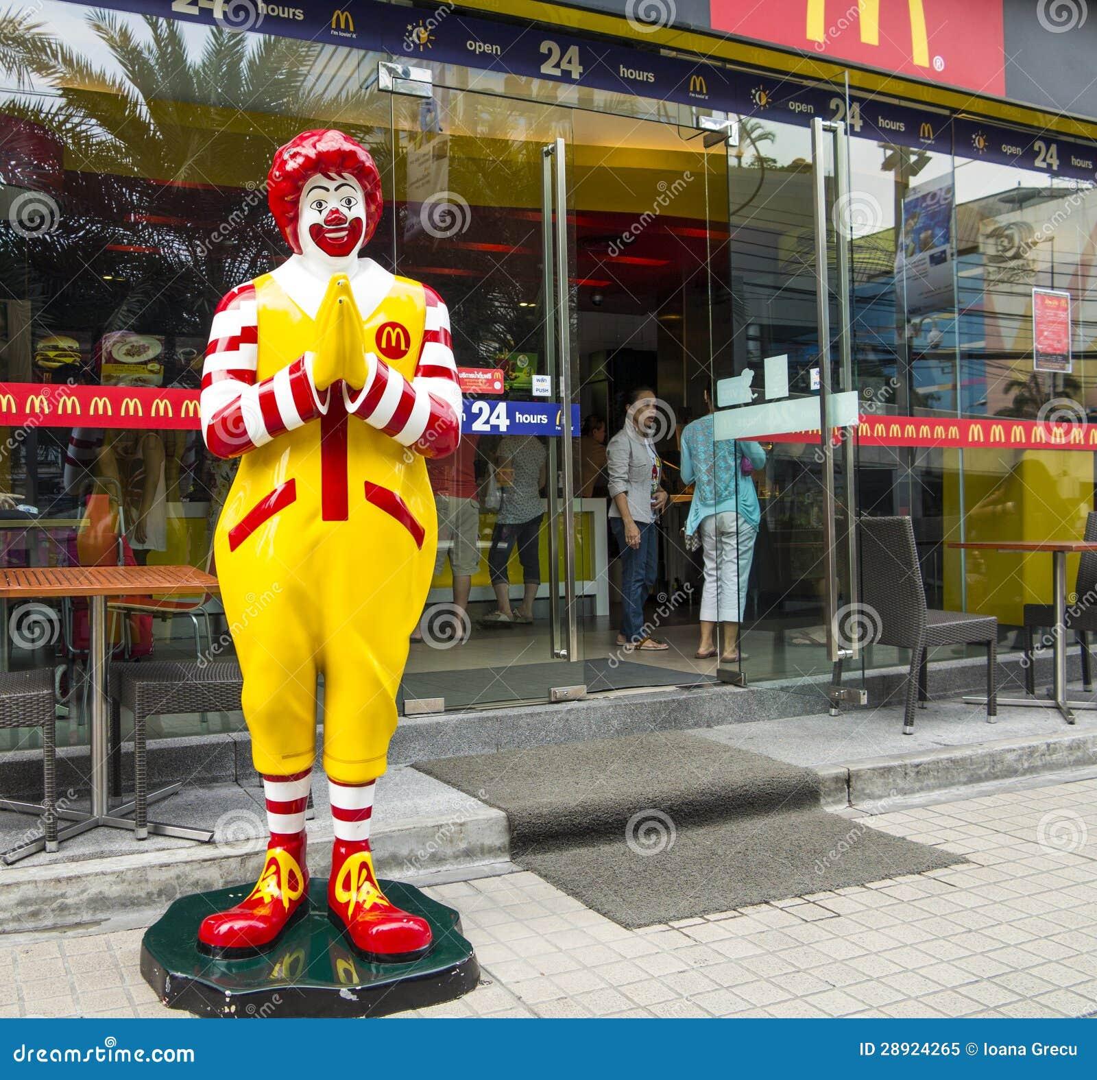 Fast Food Restaurants In Thailand