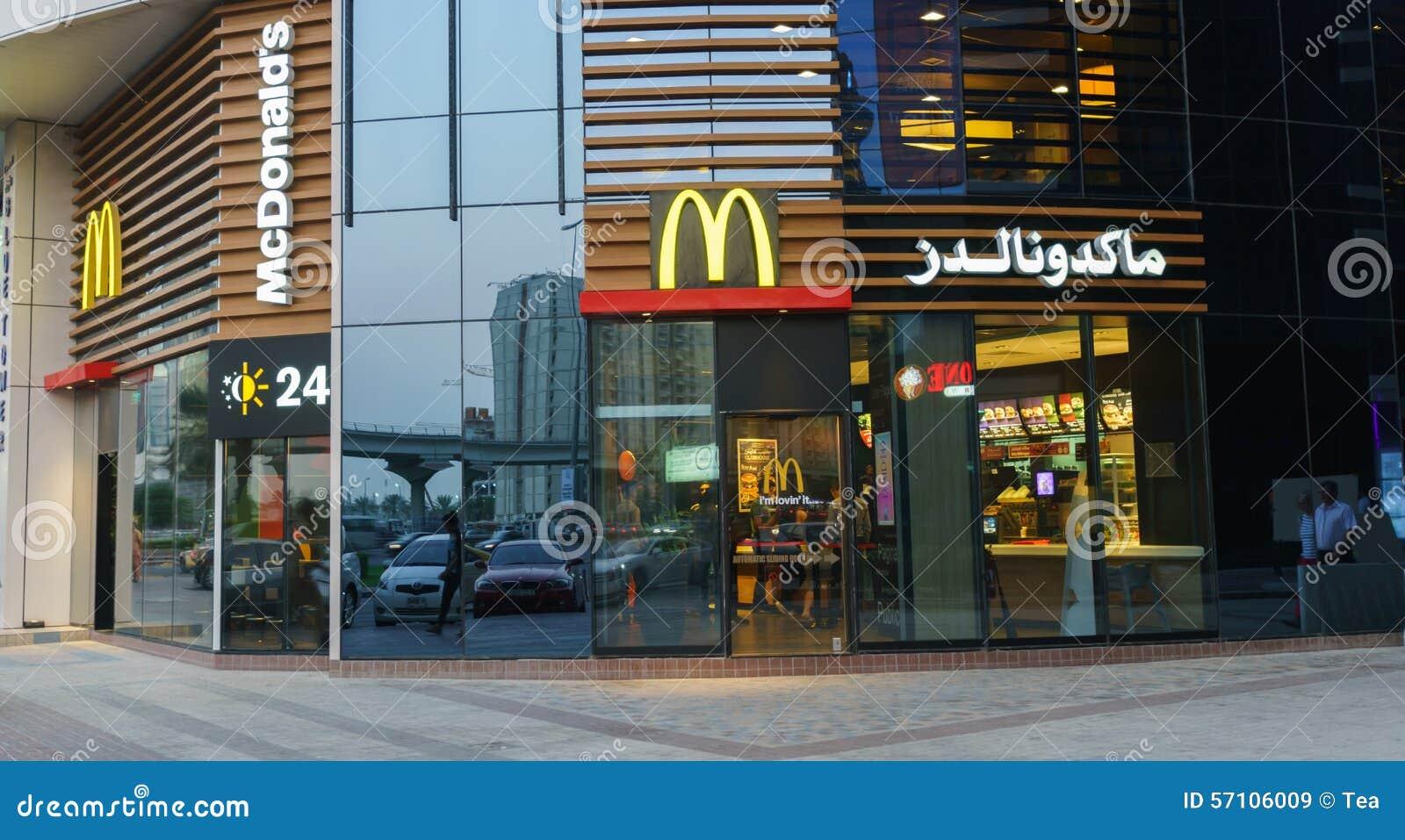 Arabic Fast Food In Dubai