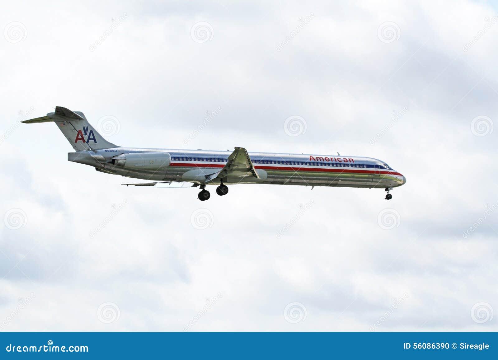 McDonnell Douglas ρεύμα-9-82 (MD-82)