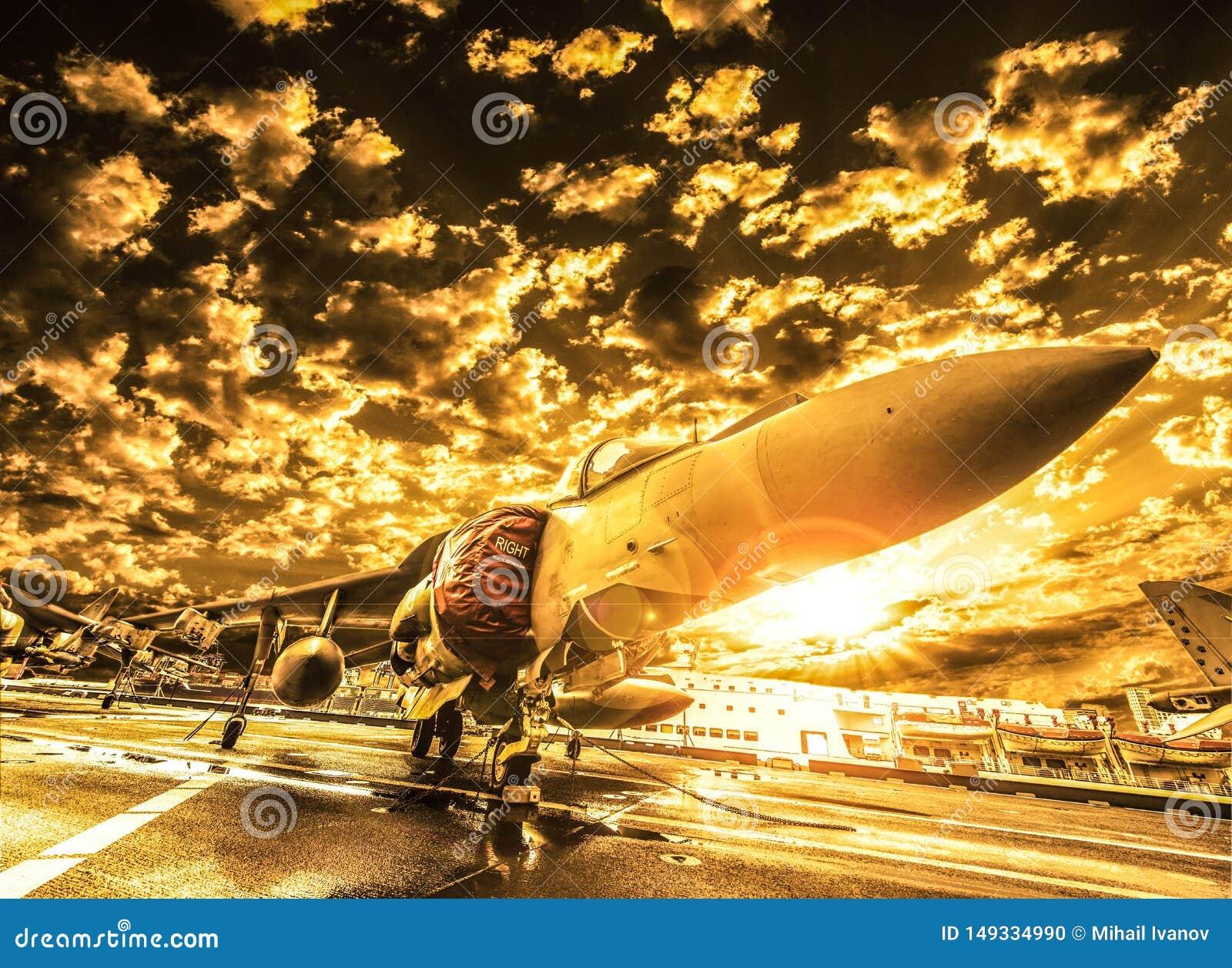 McDonnell Douglas Harrier II vechter straal, Italiaans
